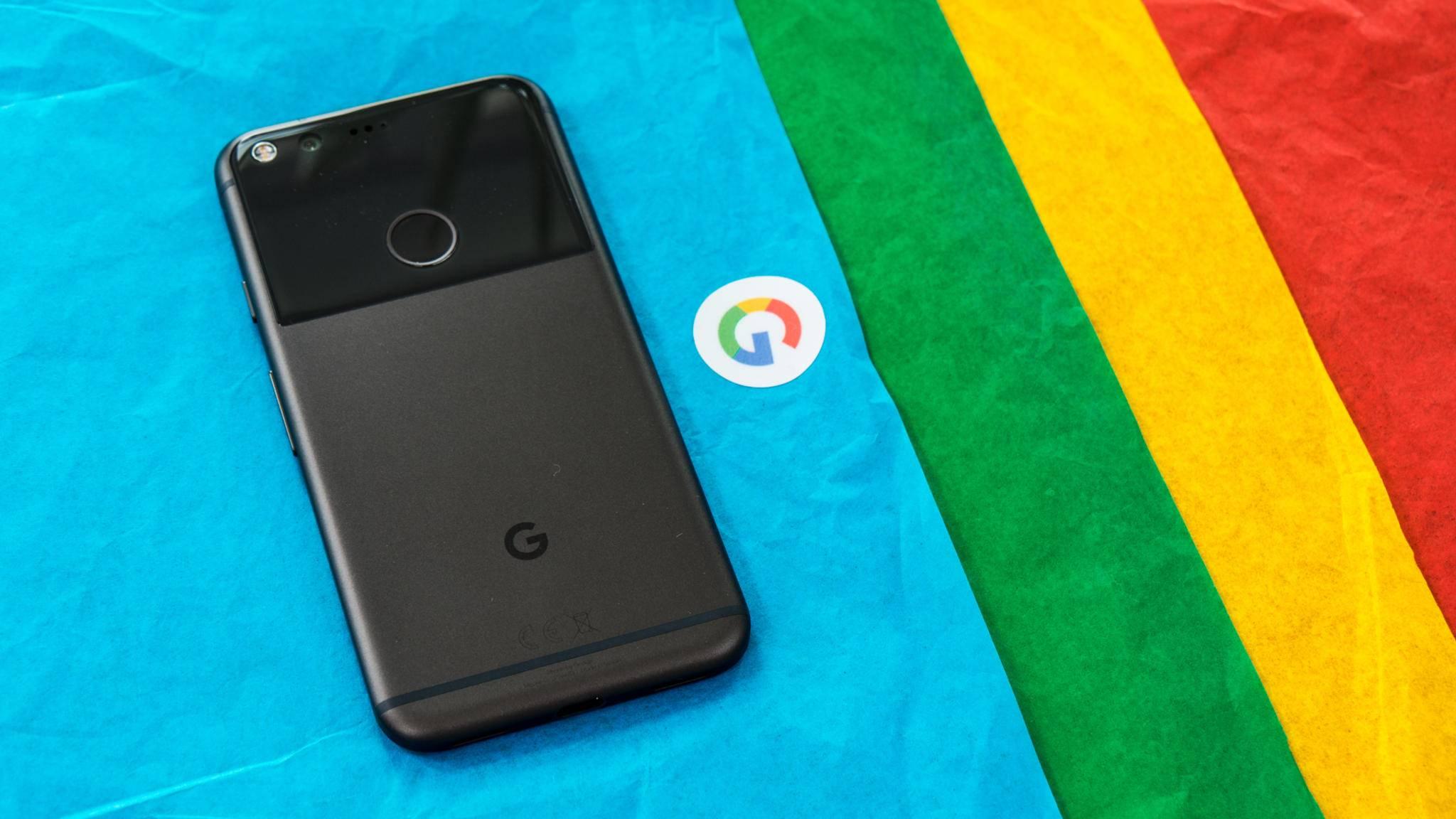 Das erste Google Pixel bekommt im Dezember nochmal ein Sicherheitsupdate.