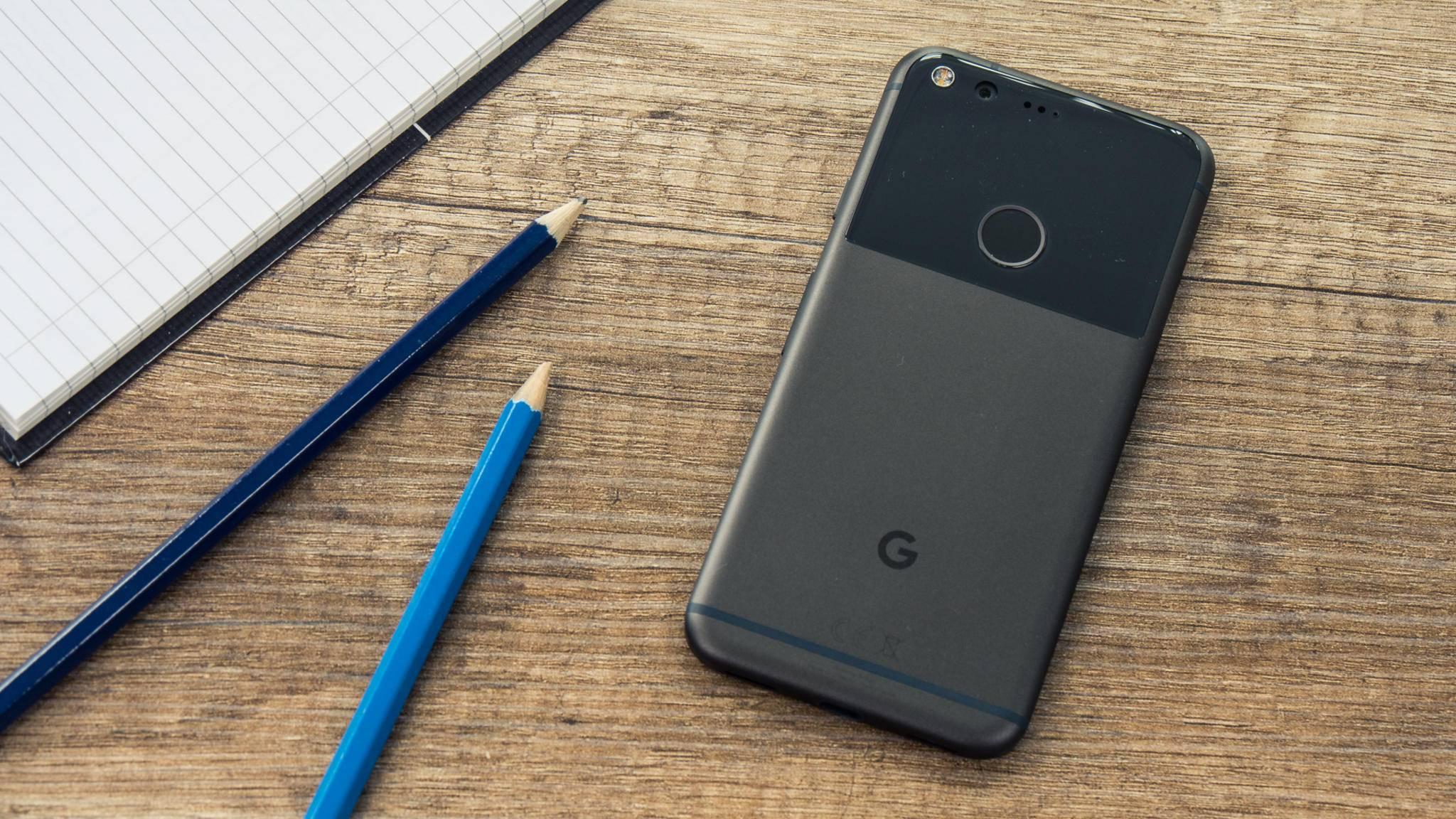 Das Google Pixel 2 wird dem Vorgänger voraussichtlich sehr ähnlich sehen.