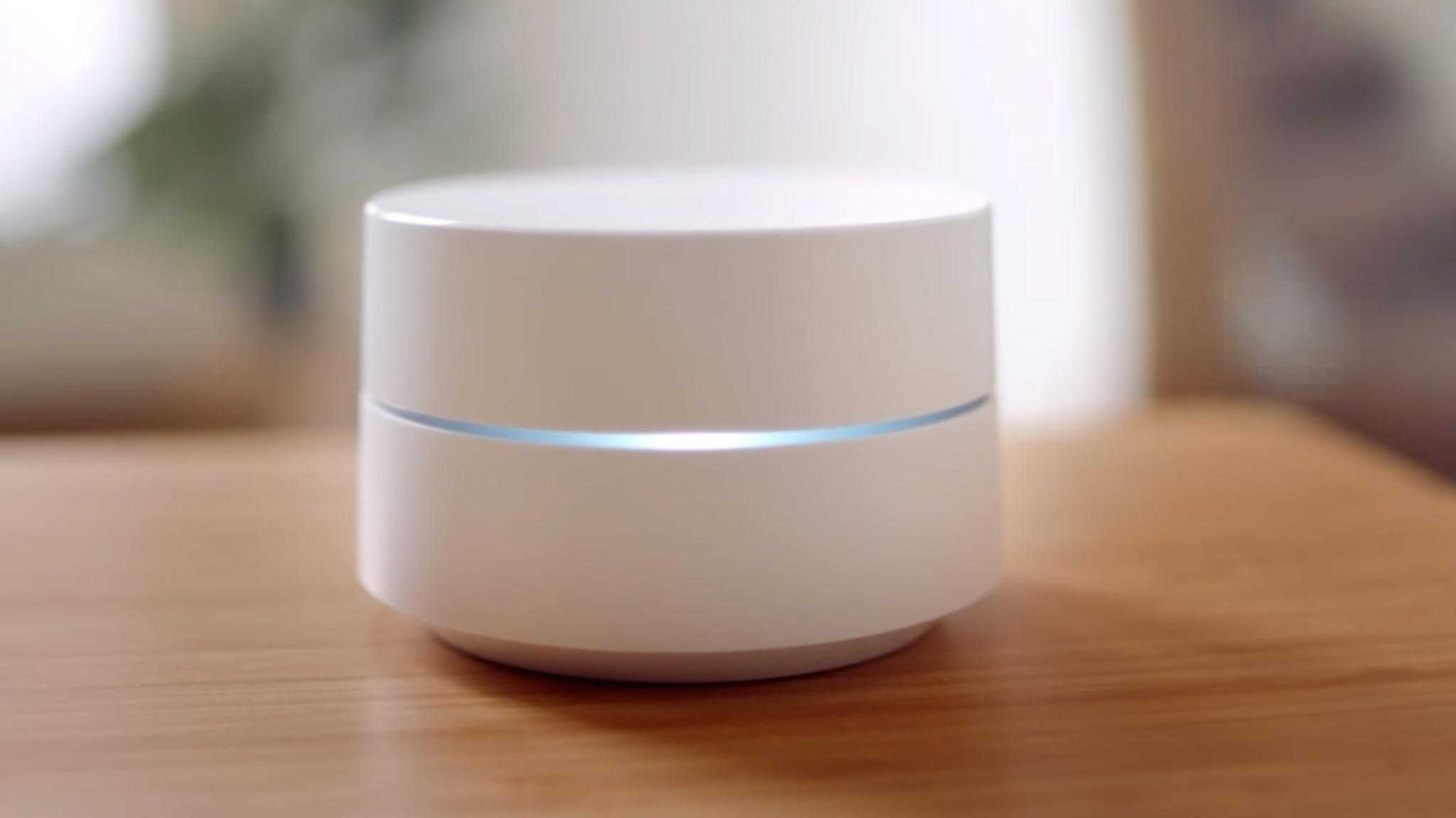 Google Wifi sorgt für einen stabilen Internetzugang im ganzen Haus.