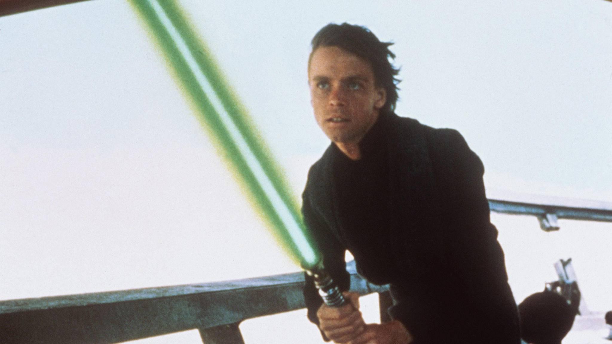 Du willst das Lichtschwert von Luke Skywalker besitzen? Kein Problem, eine Auktion macht genau das jetzt möglich – das nötige Kleingeld vorausgesetzt.