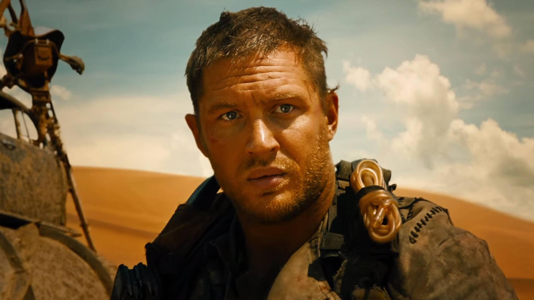 """Bis es ein Wiedersehen mit Tom Hardy im """"Mad Max: Fury Road""""-Sequel geben wird, heißt es für Fans: Abwarten und Tee trinken!"""