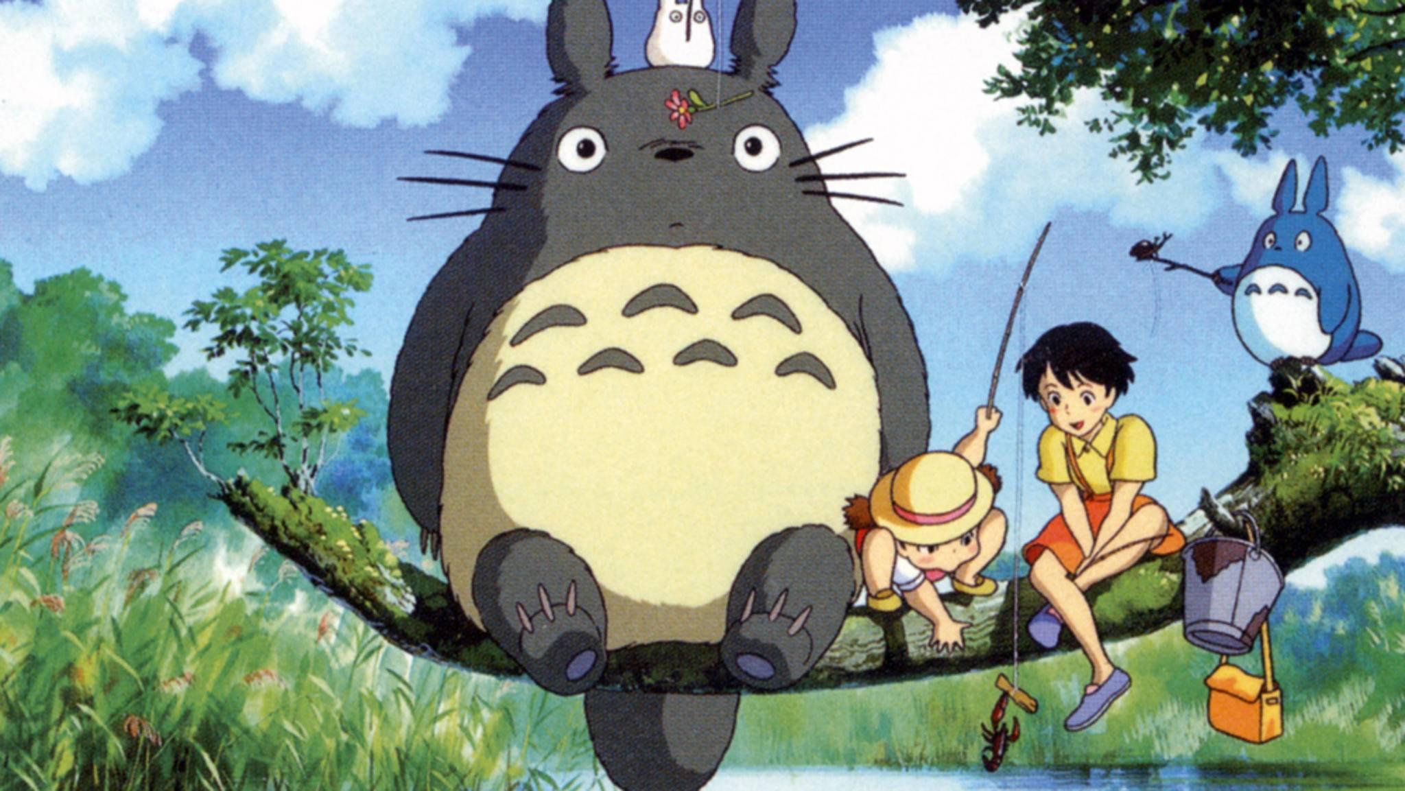 """Nicht mehr lange, dann können Anime-Fans im neuen """"Ghibli Park"""" in Japan in die Welt von Totoro und Co. eintauchen."""