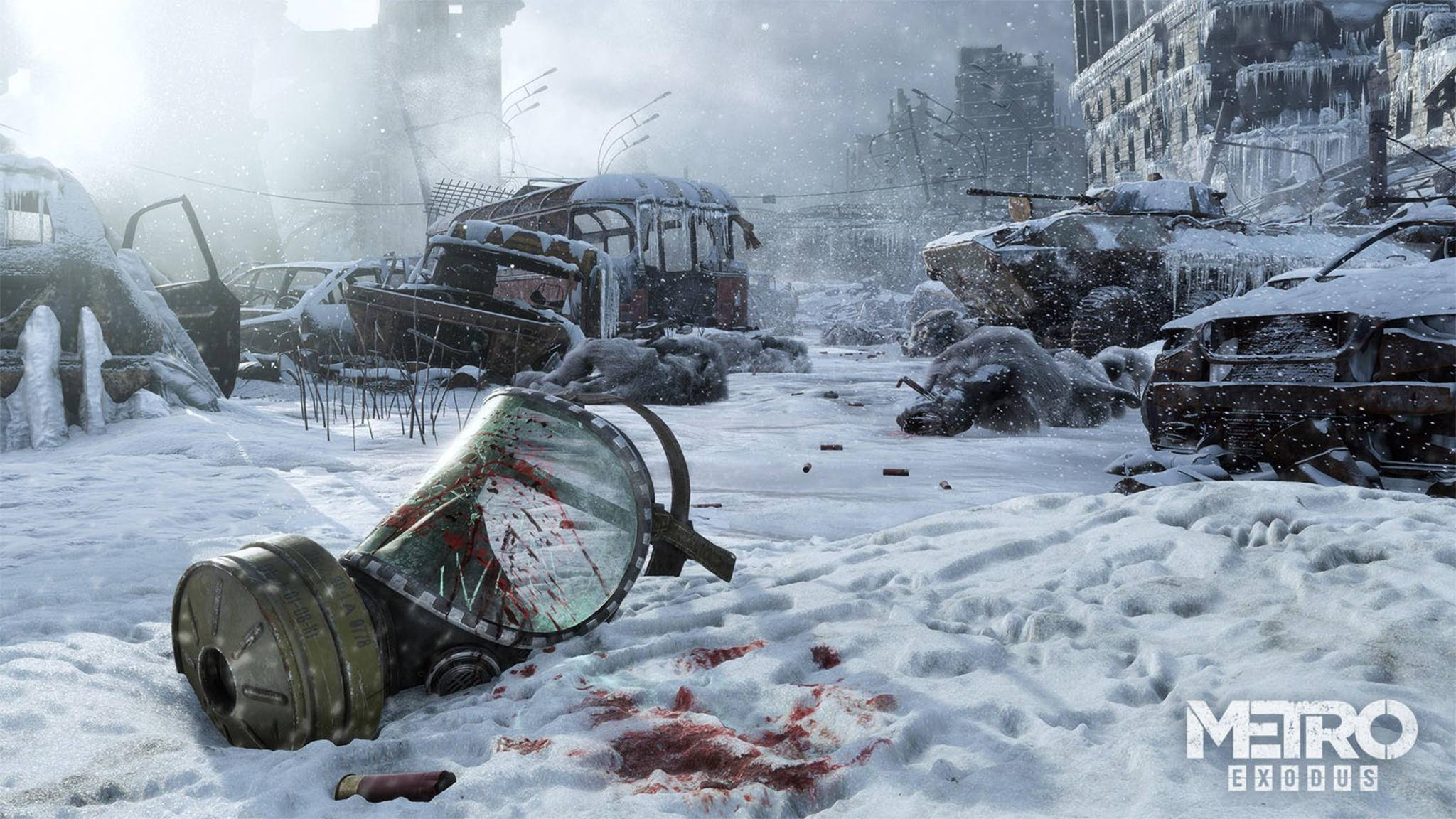 Metro Exodus: Klassisches Gameplay ohne Open World