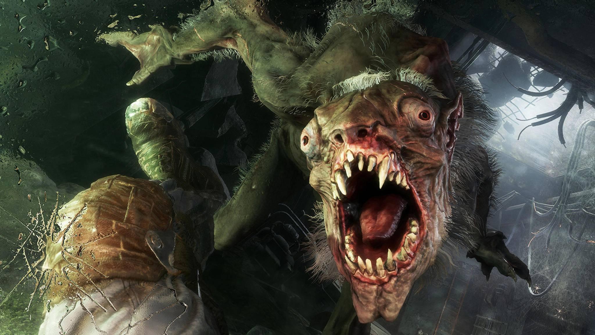 """""""Metro Exodus"""" wird viel Platz für fiese Monster bieten."""