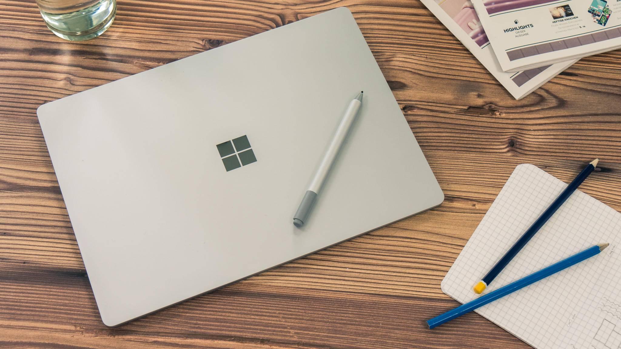 Microsoft hat offenbar neue Surface-Geräte im Gepäck.