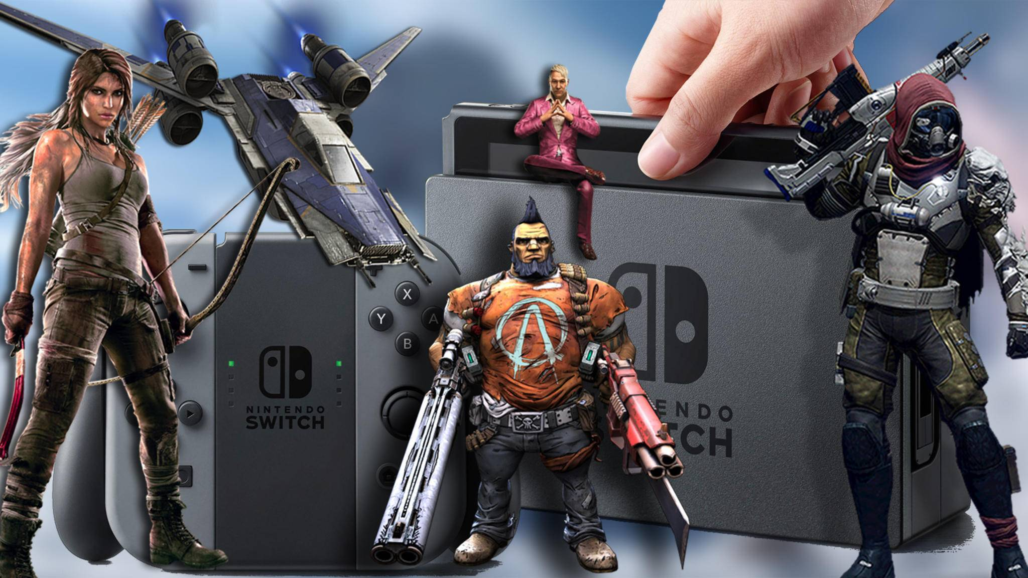 Nintendo Switch Third-Party-Spiele
