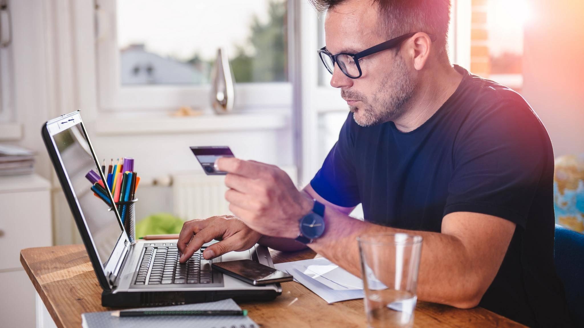 Online-Banking ist praktisch - aber nur, wenn Du Deine PIN kennst.