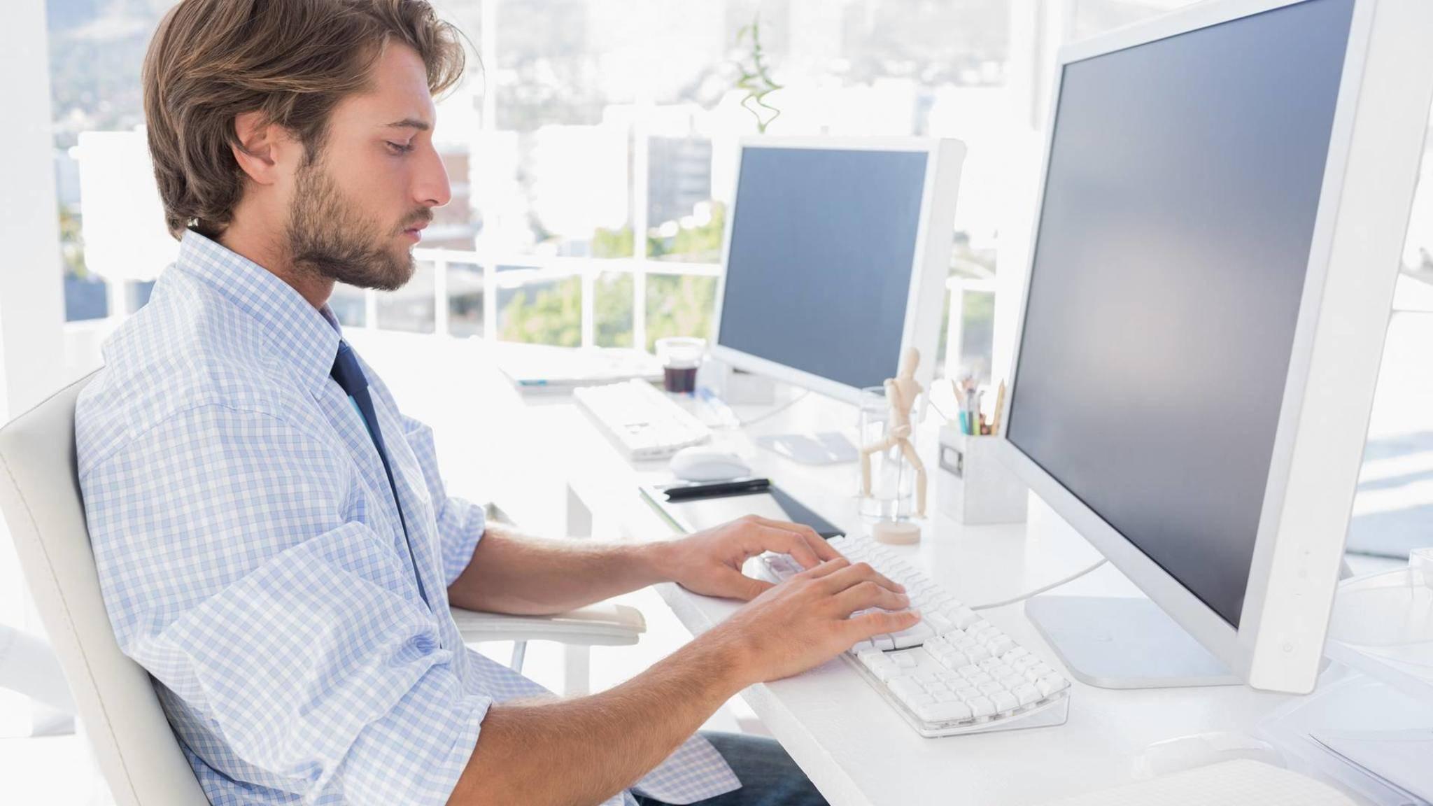 Viele Behörden-PCs wurden noch nicht auf Windows 10 geupdated.