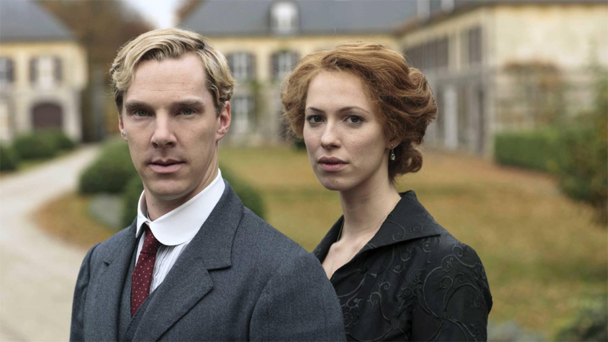 """Auch die Miniserie """"Parade's End"""" mit Benedict Cumberbatch in der Hauptrolle ist ein guter Ersatz für den """"Downton Abbey""""-Entzug."""