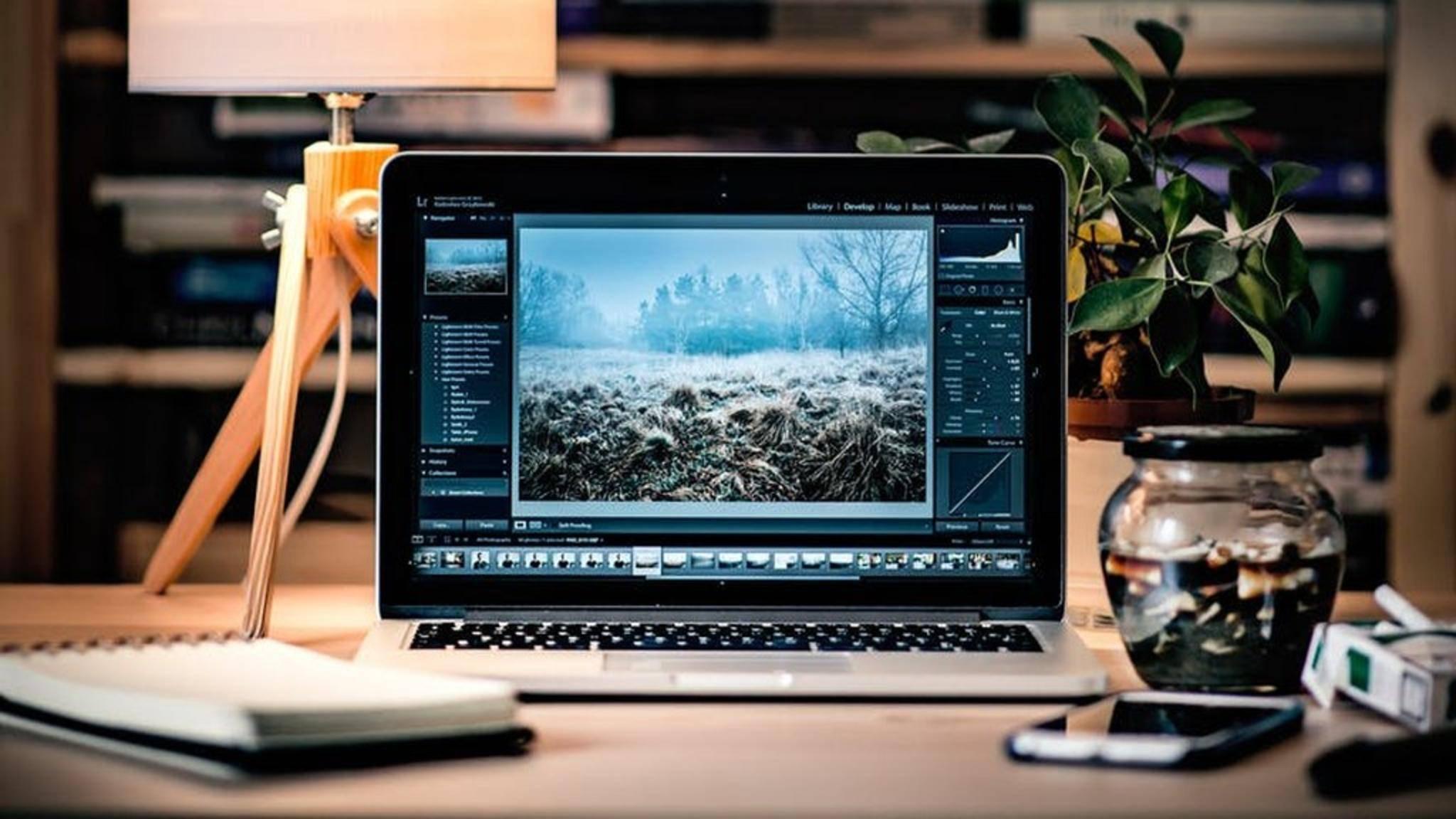 So kannst Du Fotos vom iPhone auf den Mac übertragen.