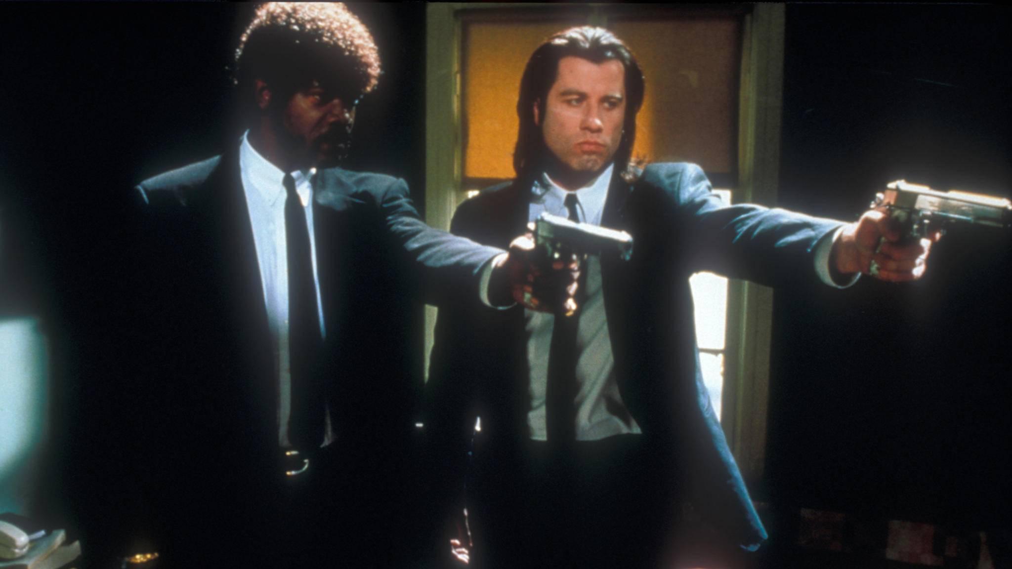 """Auf welchen Platz der besten Filme aller Zeiten hat es wohl """"Pulp Fiction"""" geschafft?"""