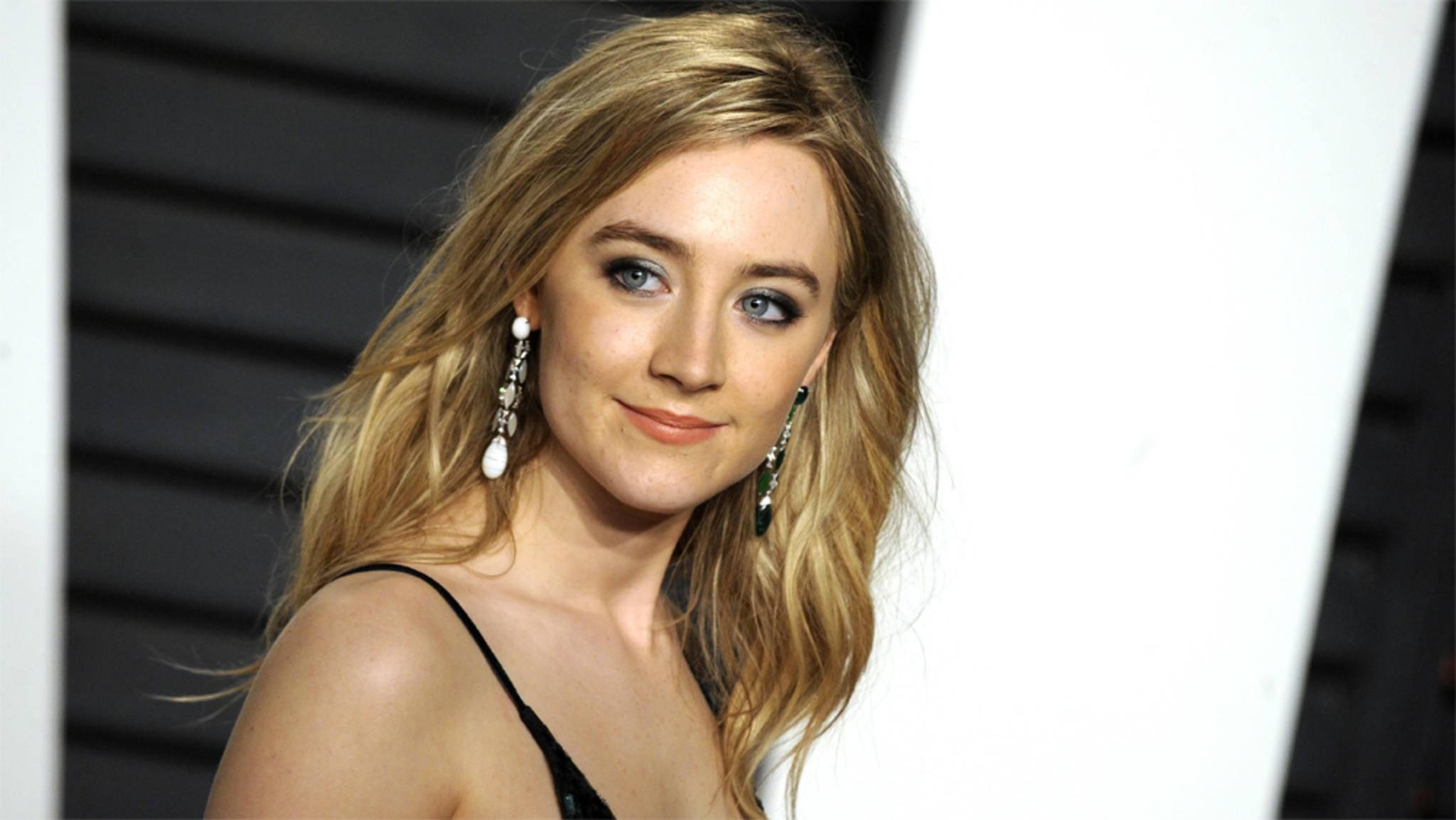 """Auch Saoirse Ronan war im Rennen um eine Rolle in den """"Harry Potter""""-Filmen."""