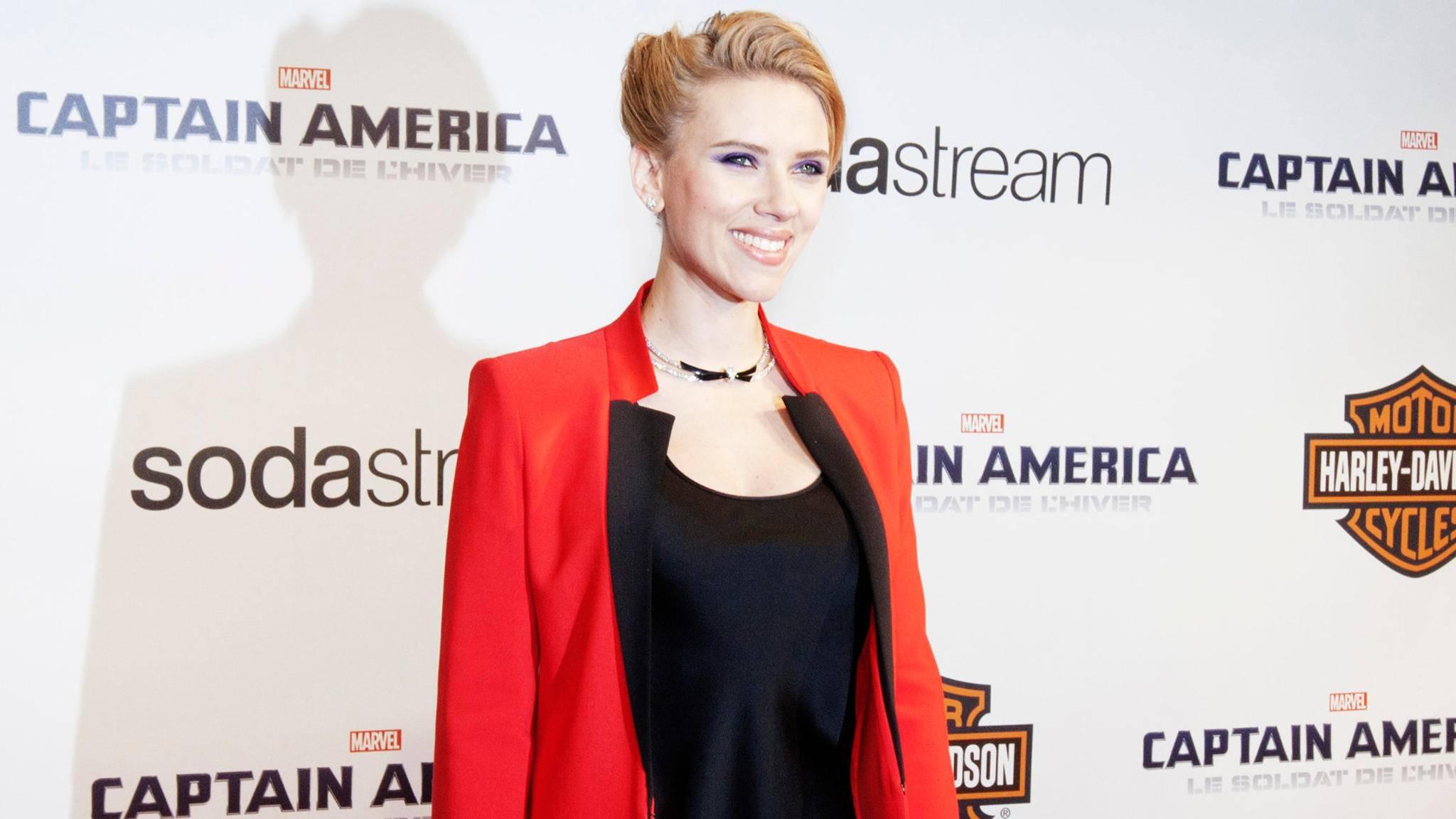"""""""The Avengers: Infinity War"""": Scarlett Johansson verlor beim Dreh den Überblick."""