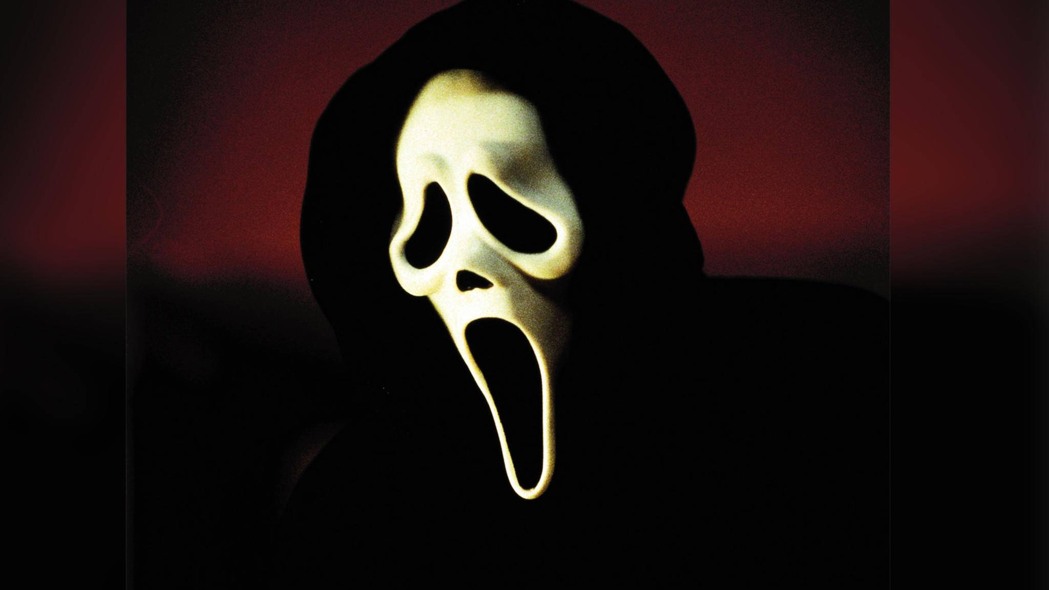 Scream Ghostface