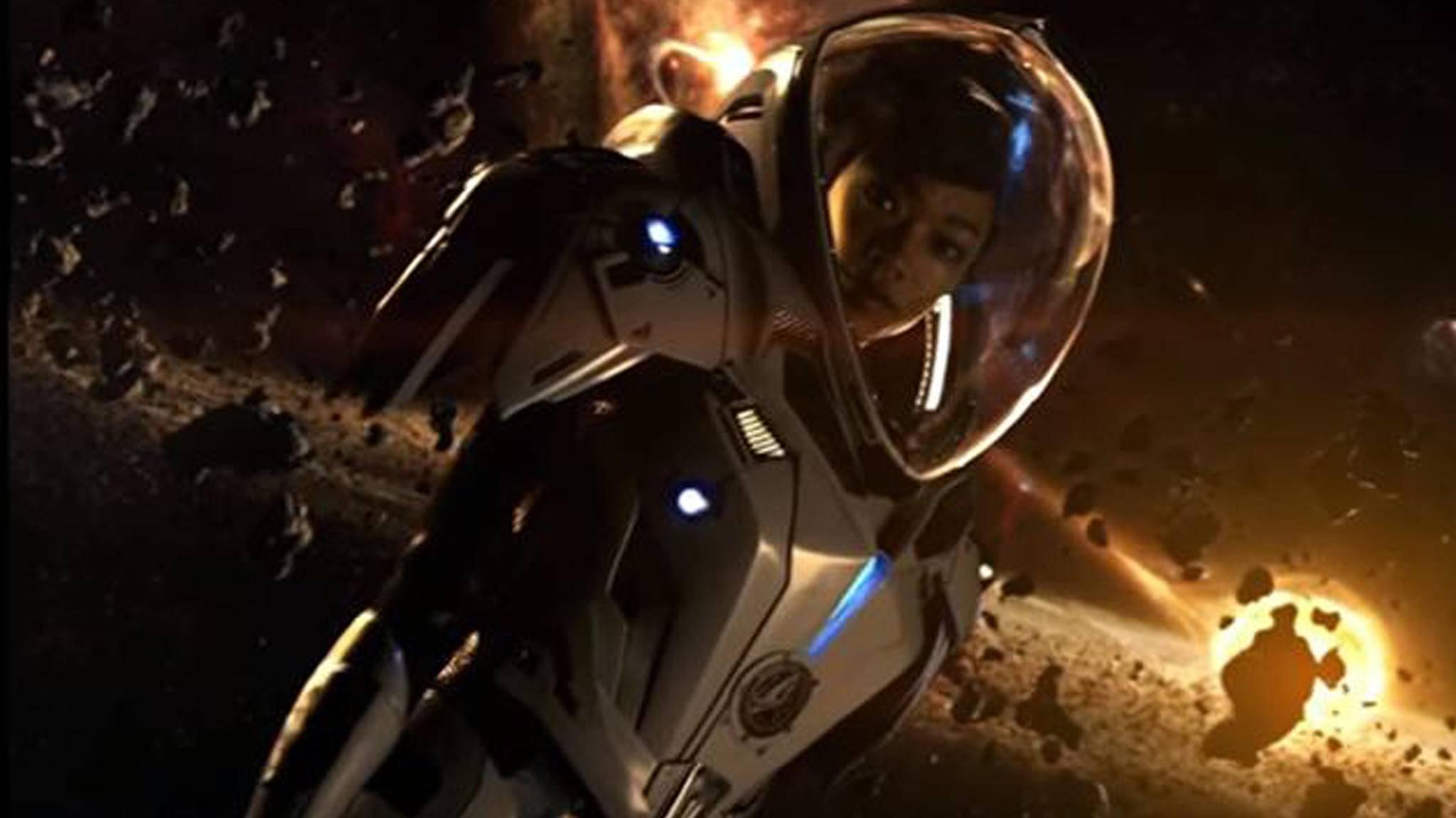 """""""Star Trek: Discovery"""" hat endlich einen Landetermin."""