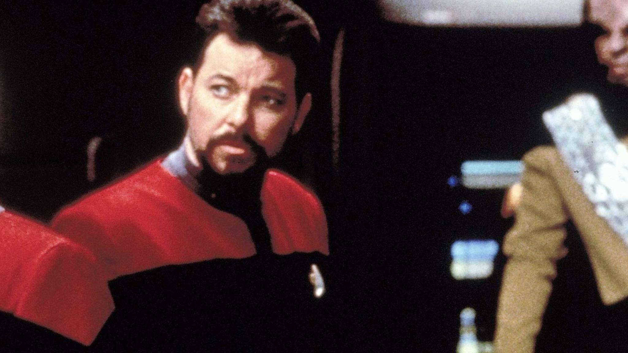 """Jonathan Frakes wird bei """"Star Trek: Discovery"""" Regie führen."""