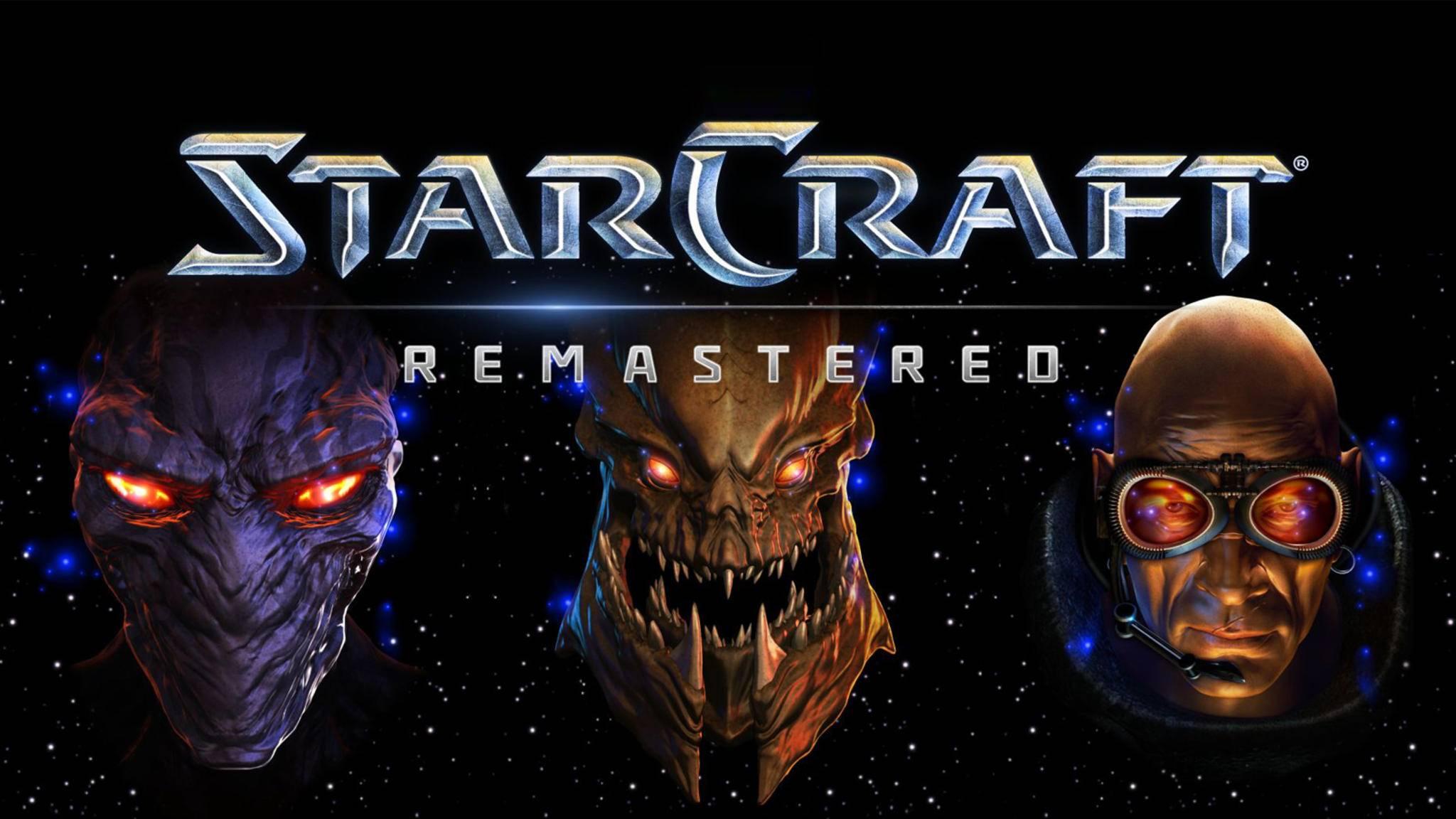 """""""Starcraft: Remastered"""" erscheint Mitte August mit komplett neuer Grafik."""