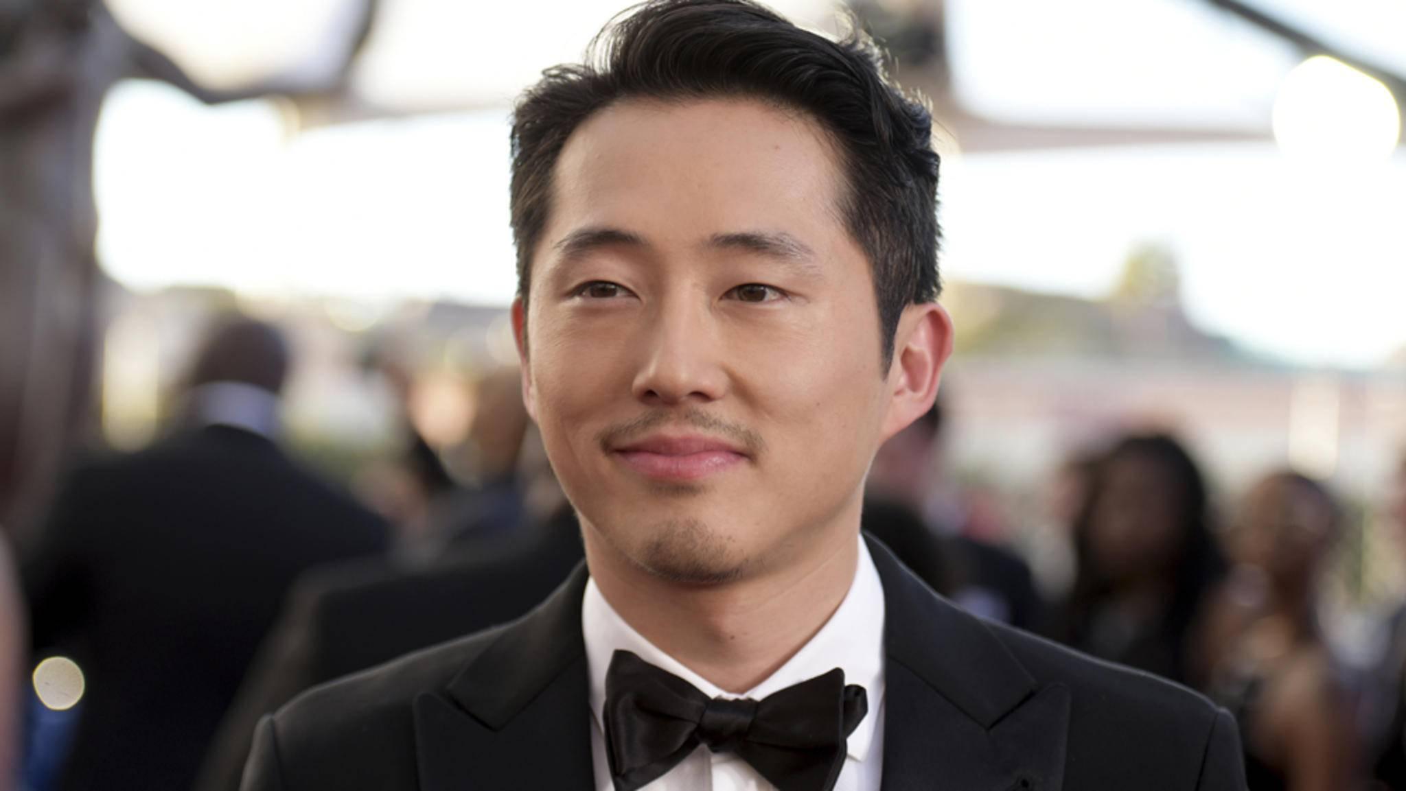 "Steven Yeun hat sich gerade selbst als großen ""The Walking Dead""-Fan geoutet."