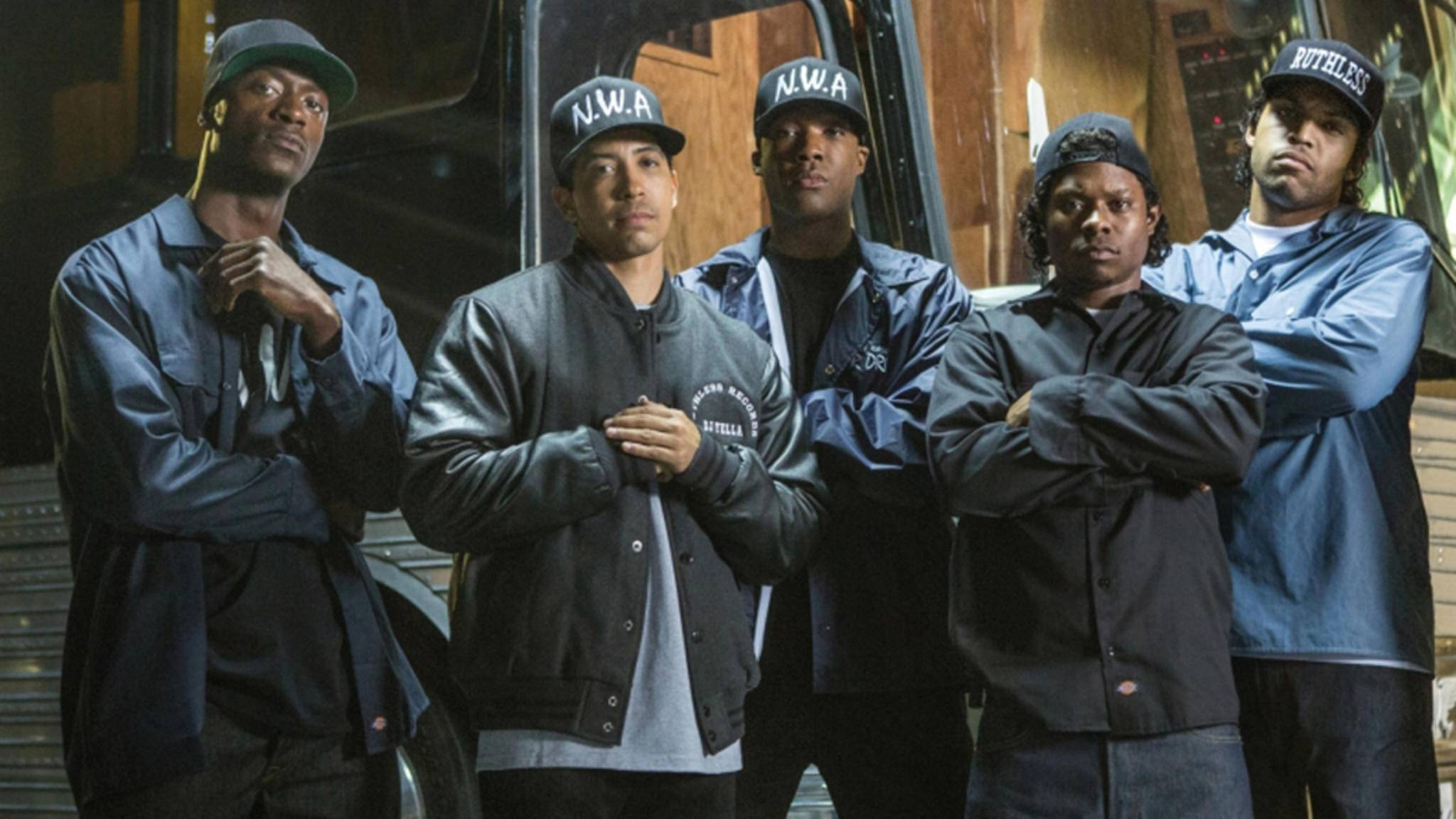 """""""Straight Outta Compton"""" ist bislang das erfolgreichste Biopic über einen Musiker – ob die kommende Tupac-Biografie daran kratzen kann?"""