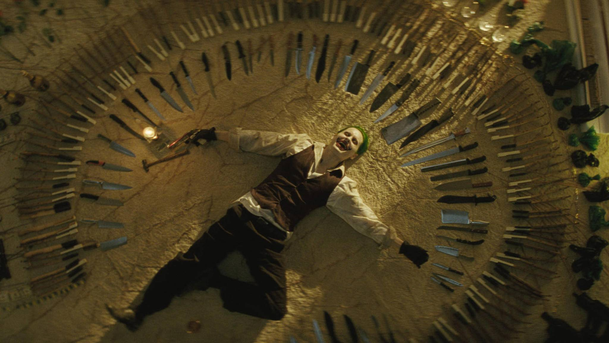 """Im bombastischen """"Suicide Squad""""-Trailer war der Joker (Jared Leto) der Star. Im fertigen Film kam er kaum vor – und das ist noch längst nicht der einzige Kritikpunkt an dem DC-Film."""