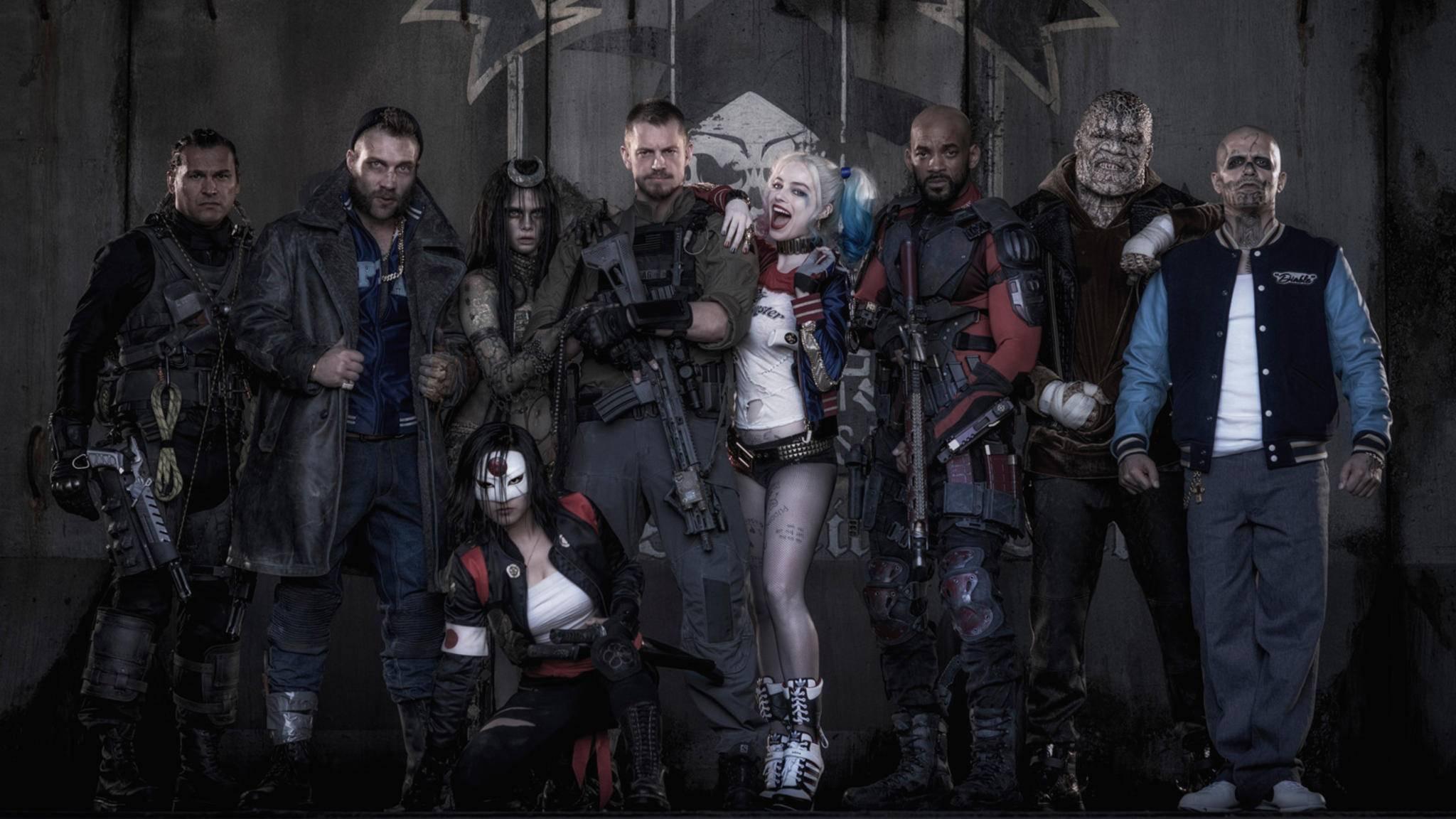 """Nun also doch: """"Suicide Squad 2"""" hat einen entscheidenden Schritt Richtung Kinostart gemacht."""