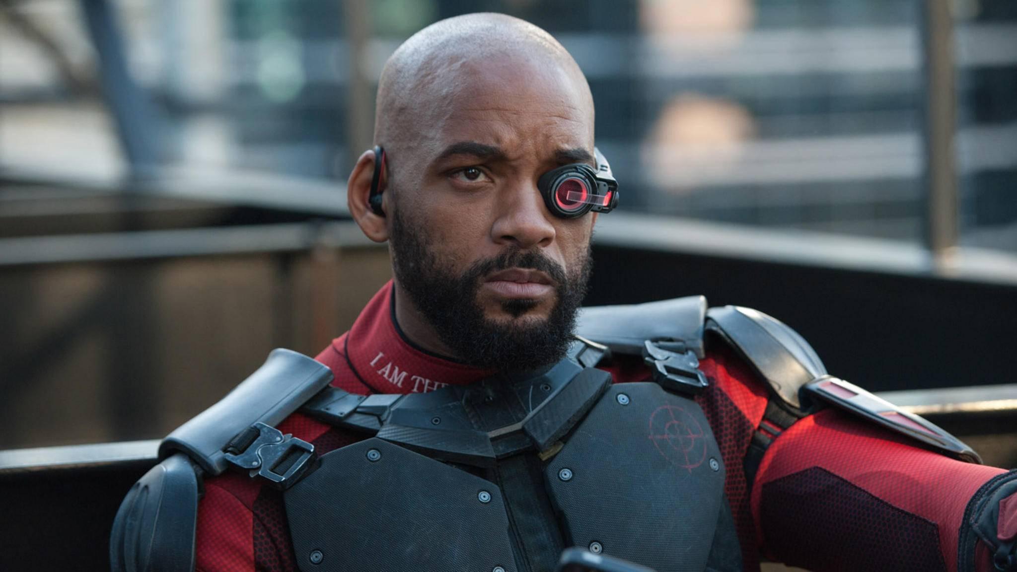 """Deadshot (Will Smith) und der Rest der """"Suicide Squad"""" kehren offenbar nicht allzu bald auf die Leinwand zurück ..."""