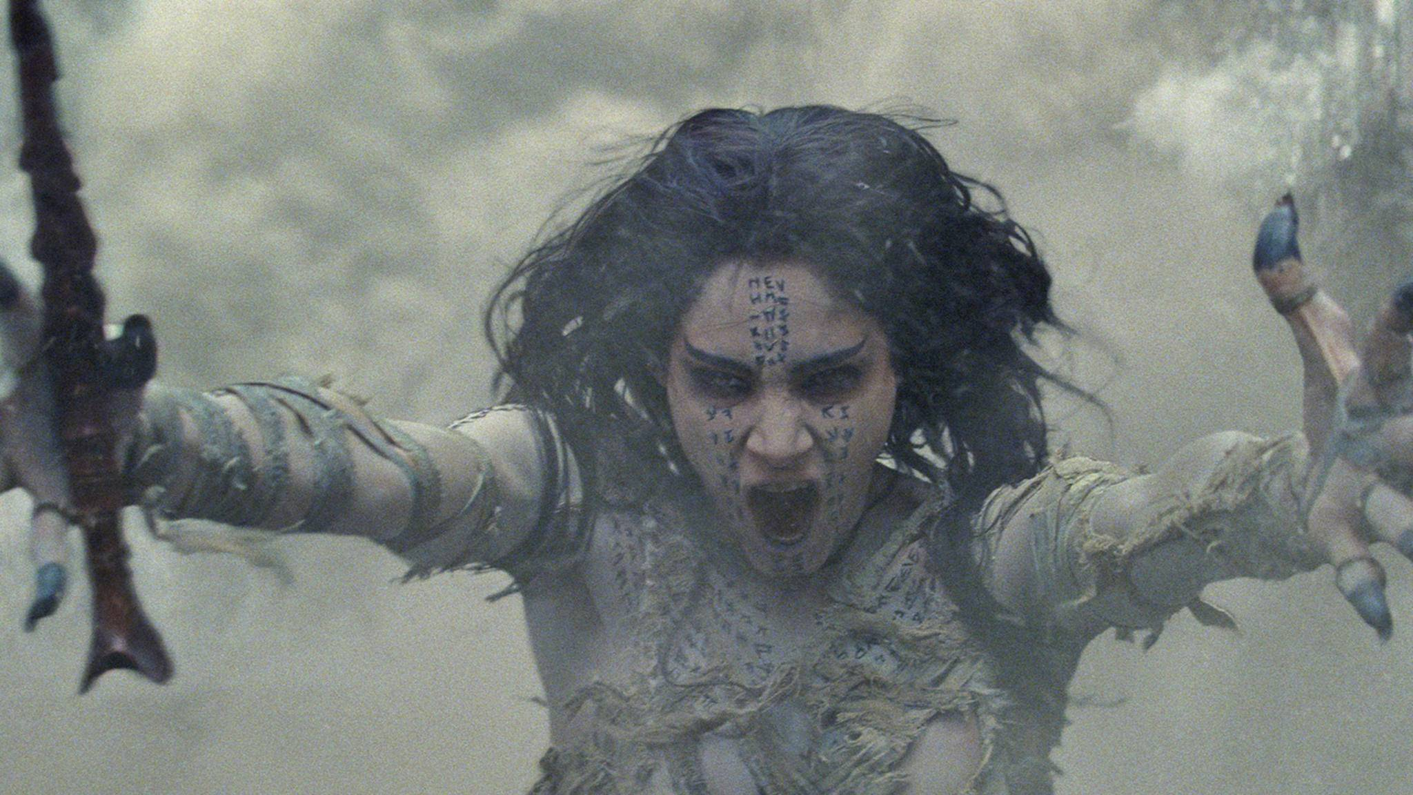 """""""Die Mumie"""" ist erst der Anfang: Mit dem """"Dark Universe"""" erschafft Universal seine ganz eigene """"neue Welt von Göttern und Monstern""""."""