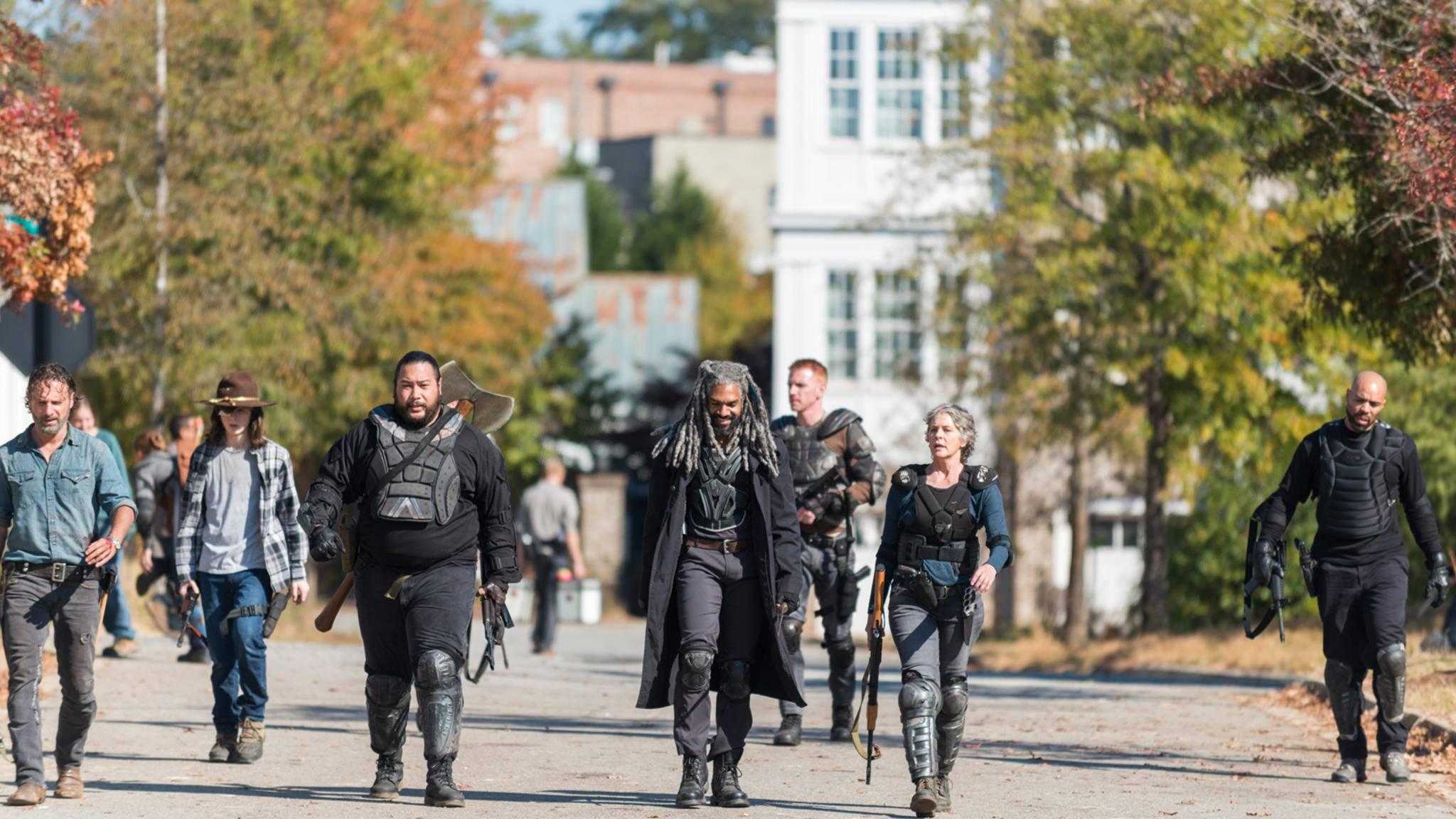 """Fans können dank geführter Touren und Co. selber auf den Spuren ihrer """"The Walking Dead""""-Helden wandeln."""