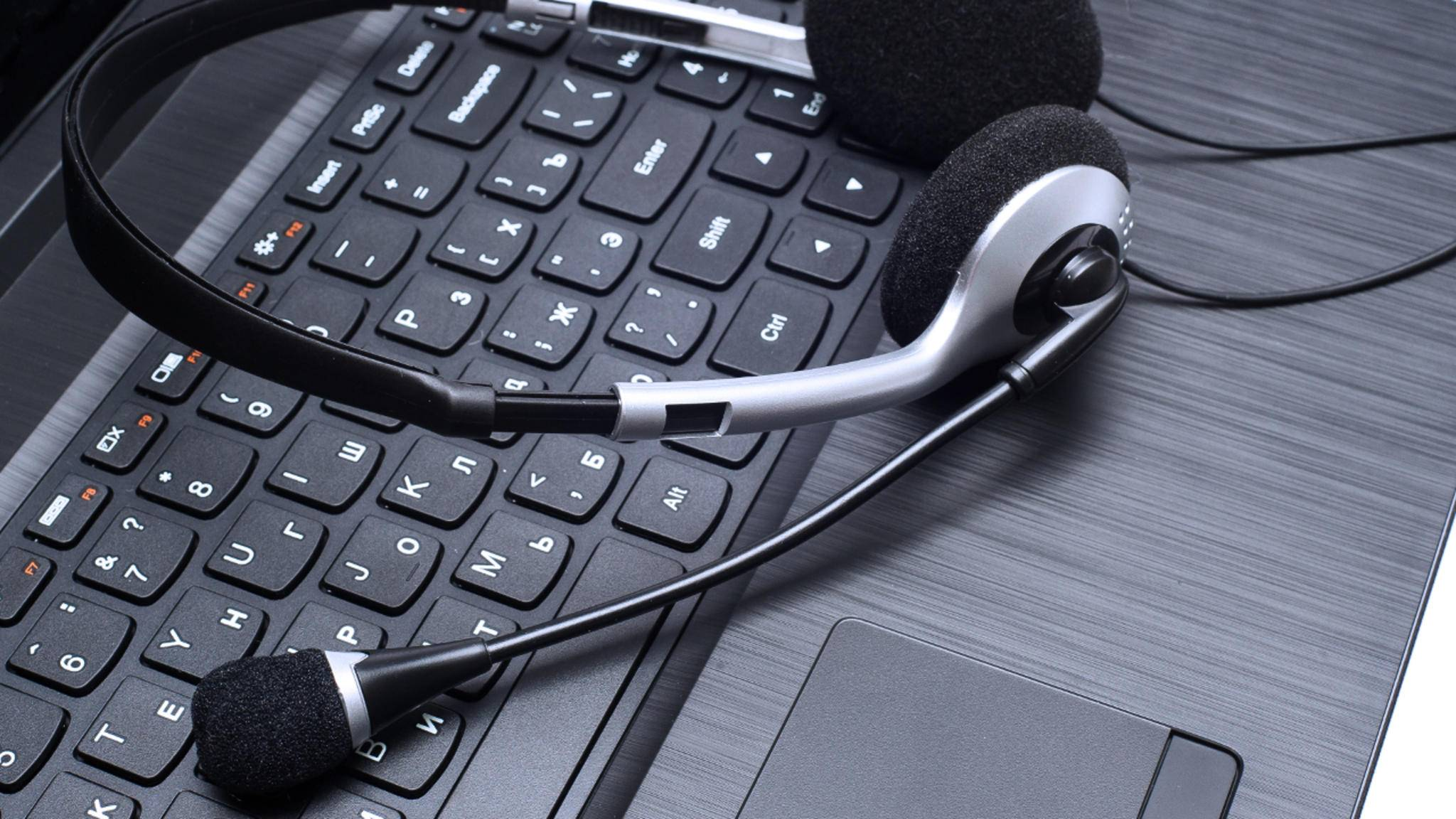 Microsoft Dictate macht die Tastatur leider noch nicht überflüssig.