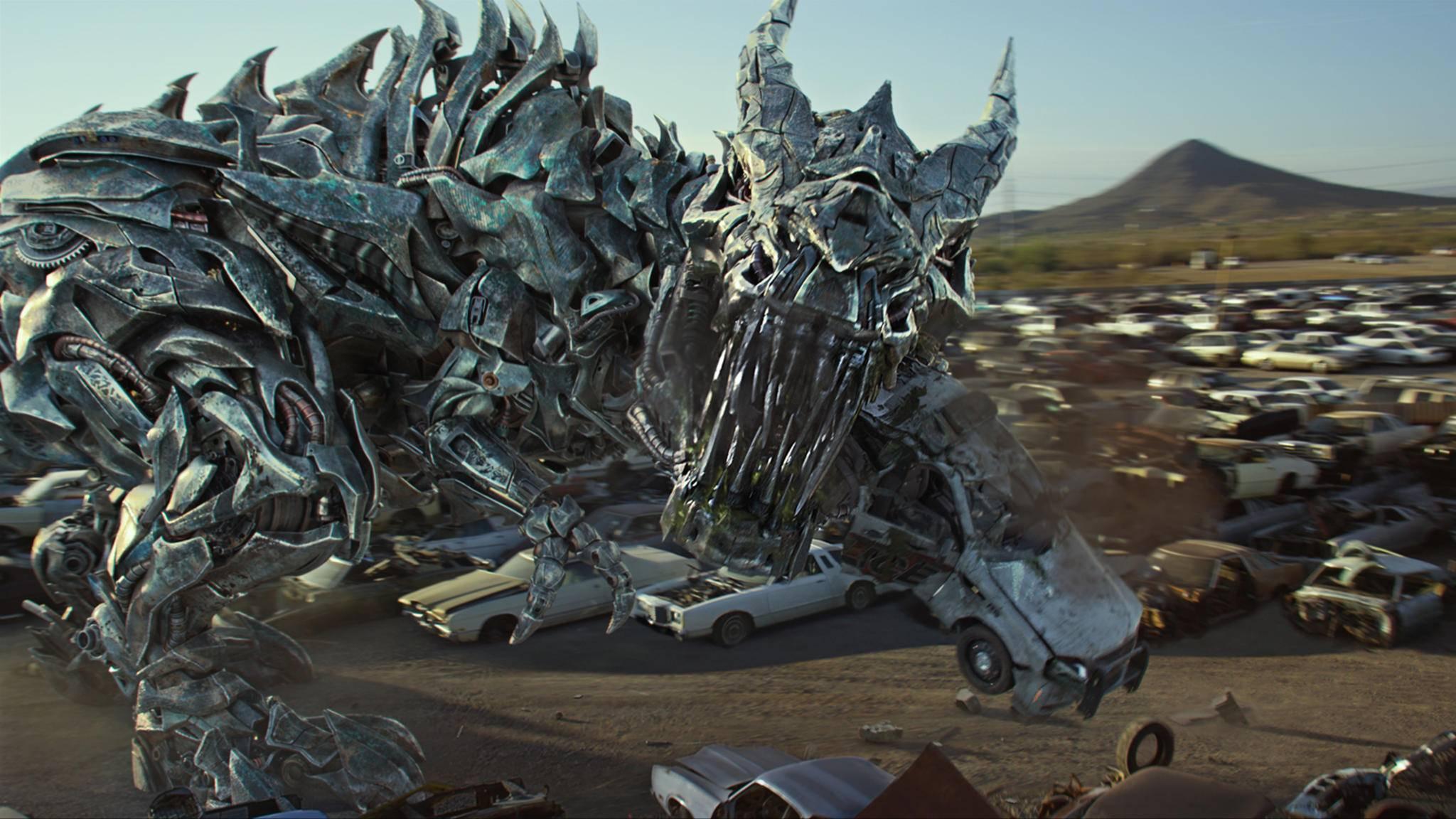 Teil 5 der Transformers-Reihe startet Kino Papenburg