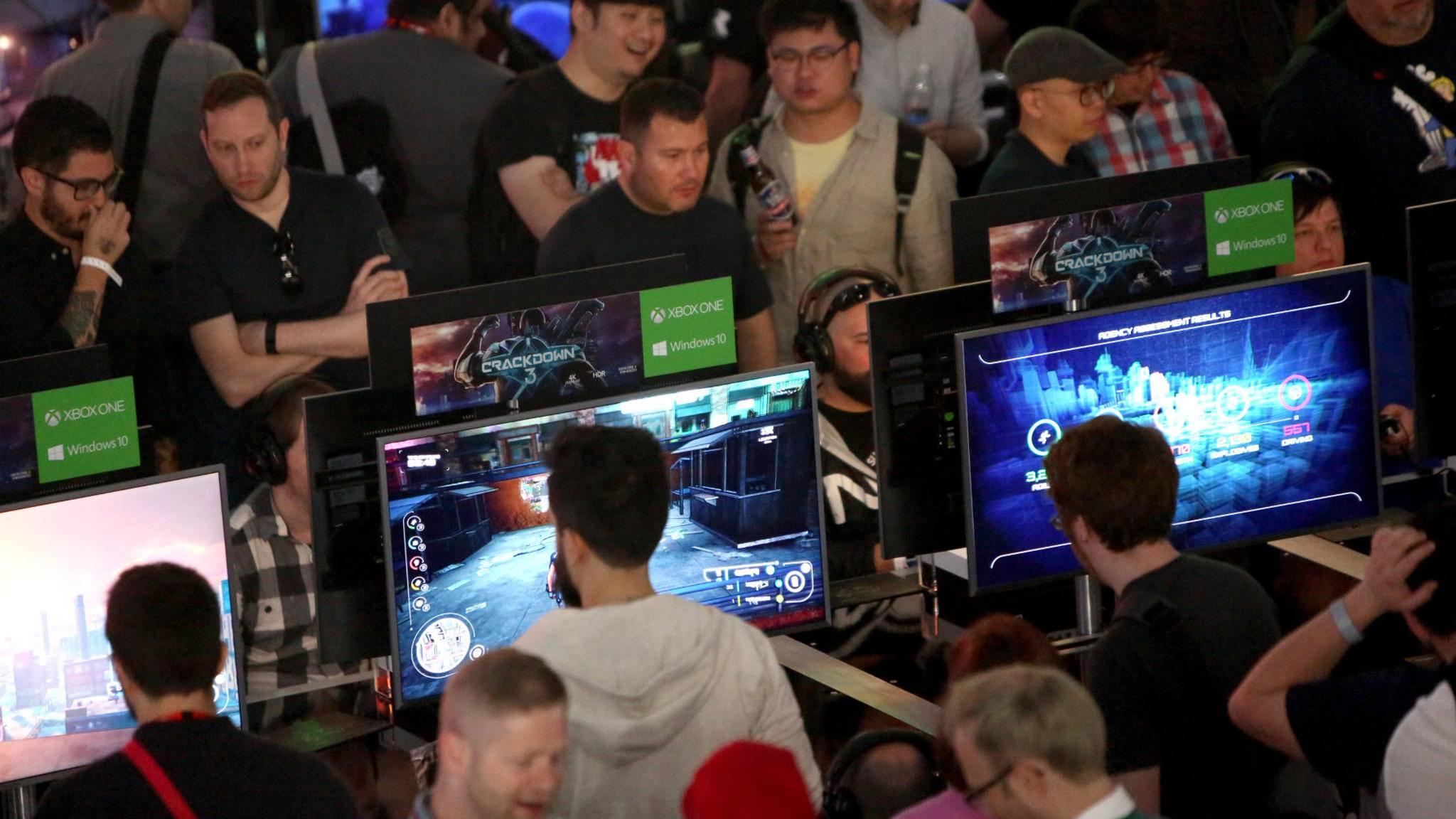 War die neue Xbox One X ein Highlight der E3 2017?