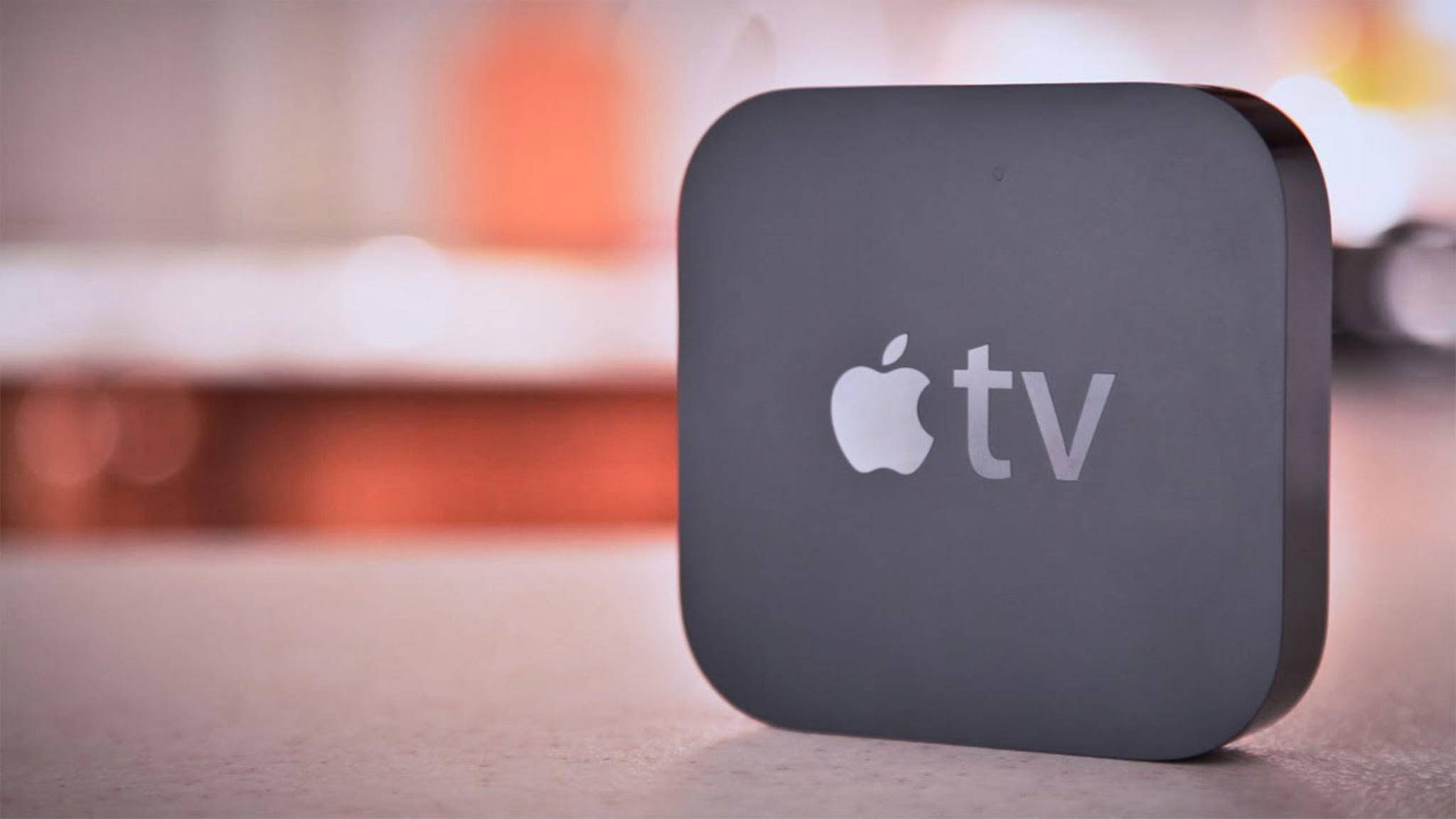 Auf dem Apple TV ist die Einrichtung der iCloud schnell erledigt.