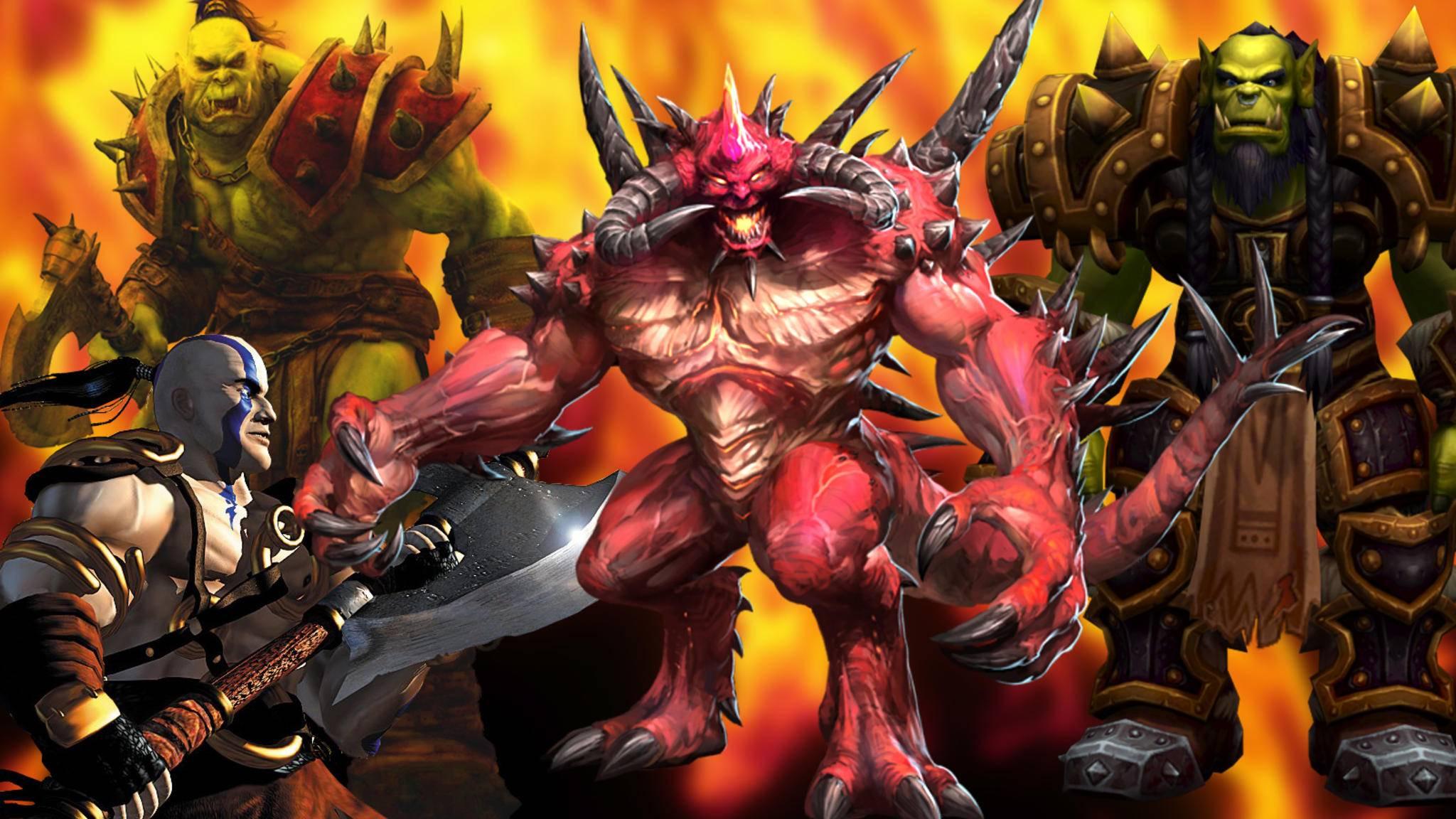 "Blizzard: ""Diablo 2"" & ""Warcraft 3"""
