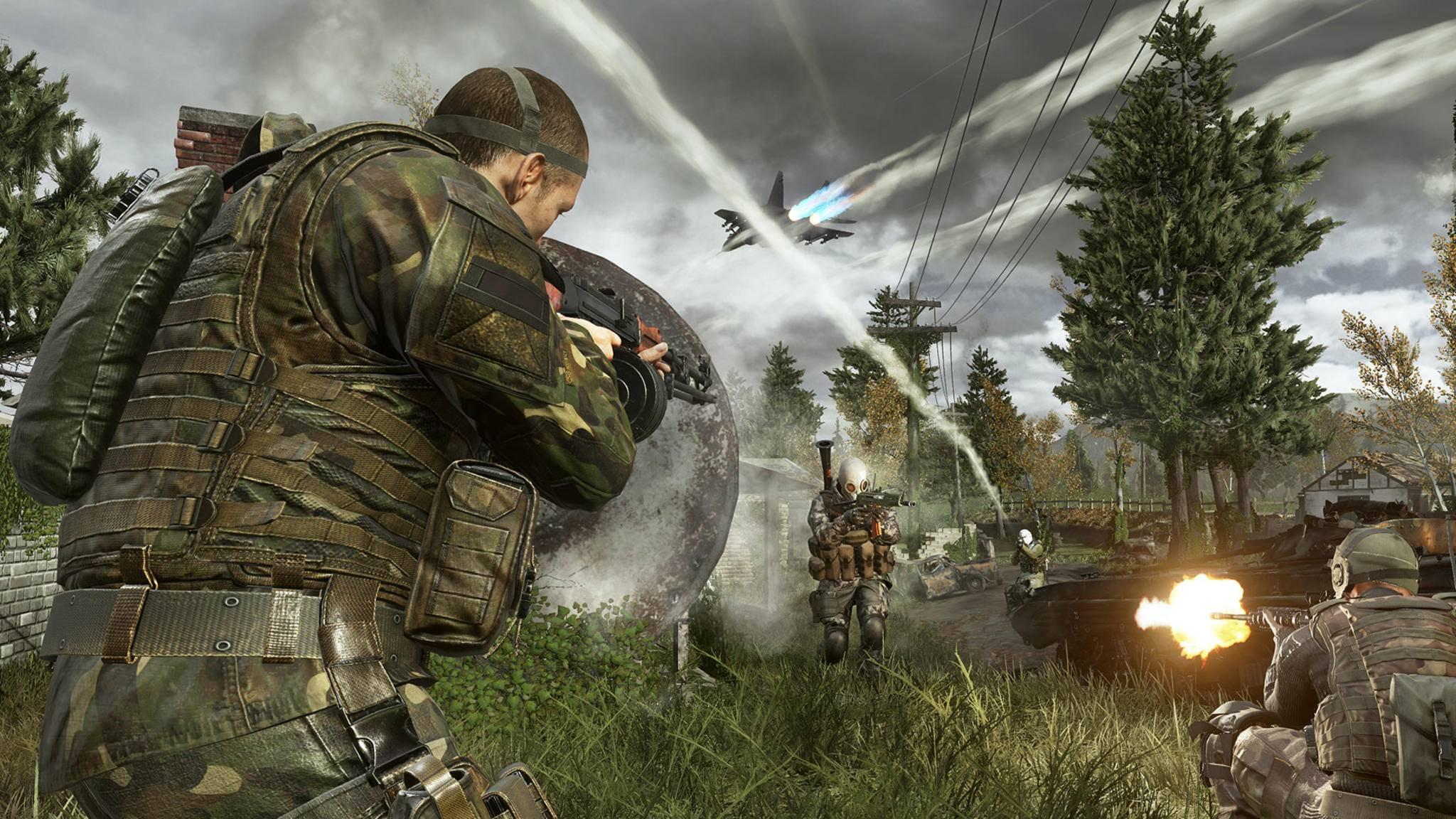 """Kommt endlich auch als Standalone-Titel auf PS4, Xbox One und PC: """"CoD: Modern Warfare Remastered""""."""