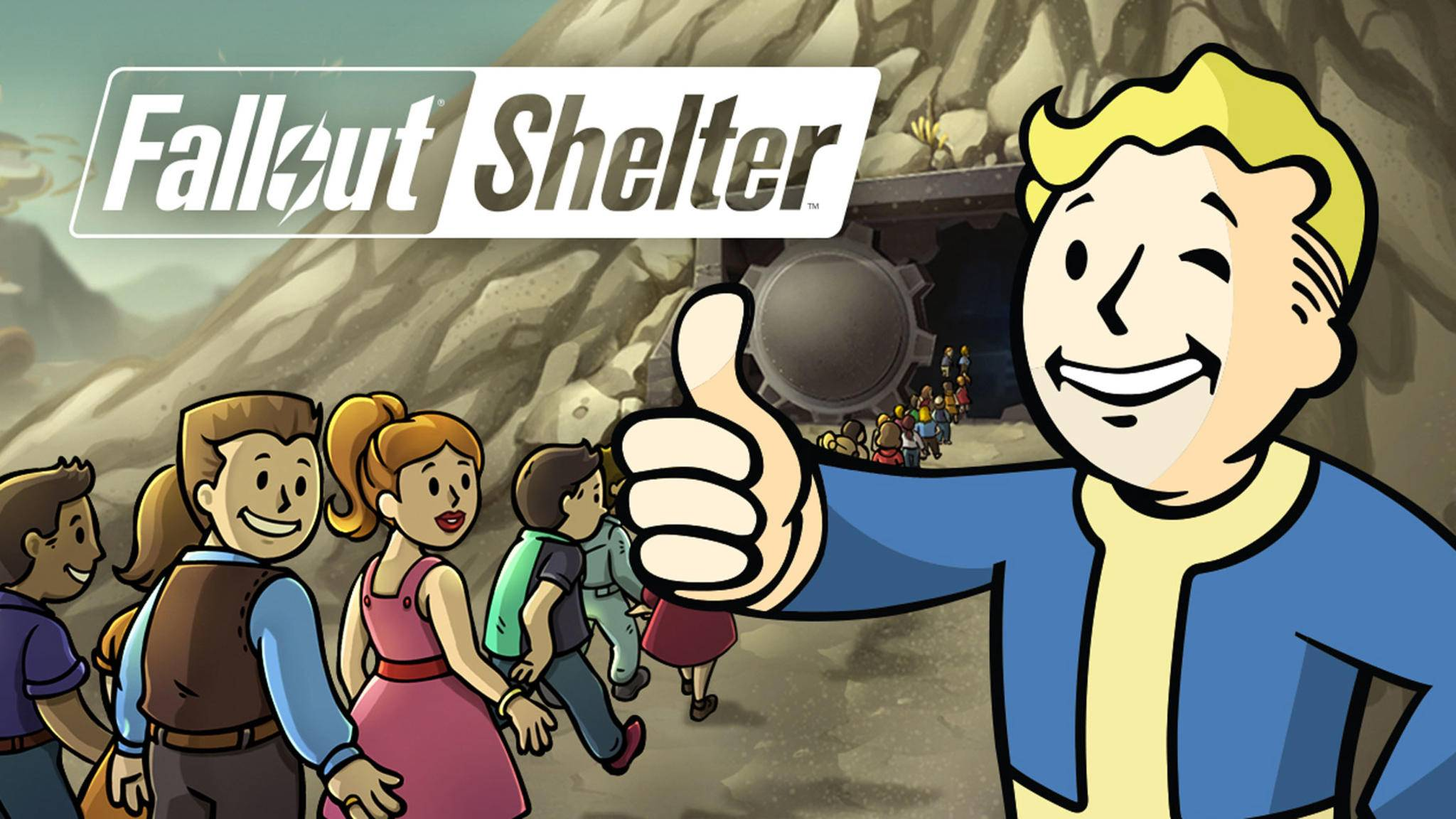 """""""Fallout Shelter"""" kommt wohl für PS4."""