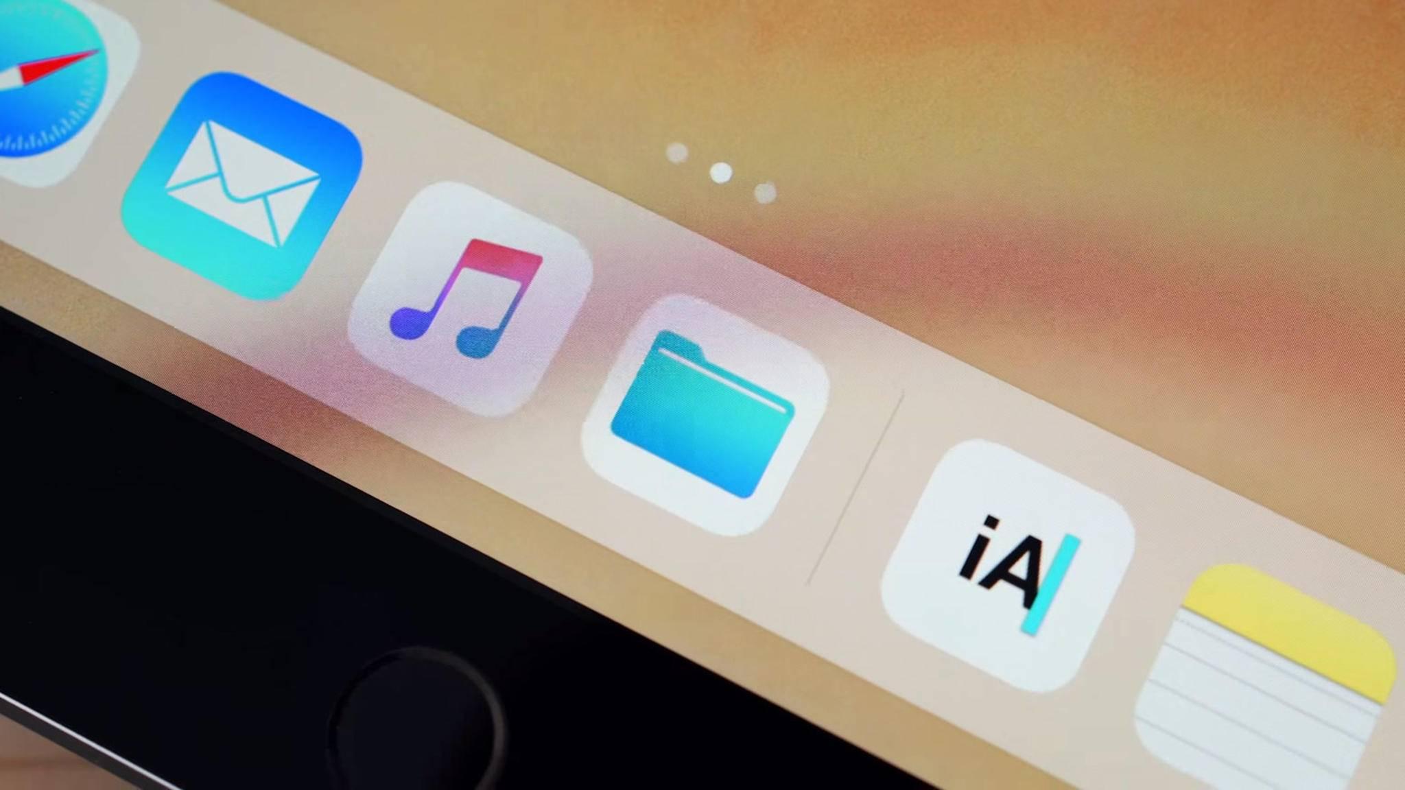 Die neue Dateien-App wird mit dem Release von iOS 11 eingeführt.