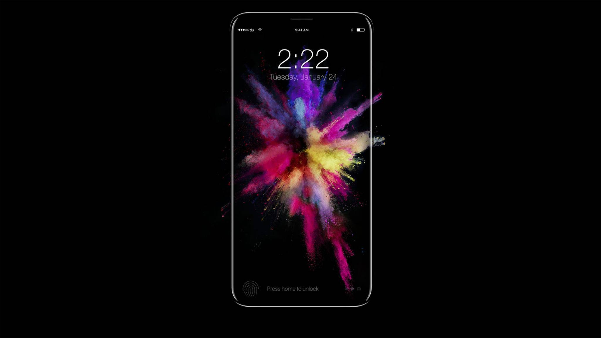 Das iPhone 8 könnte im September vorgestellt werden.