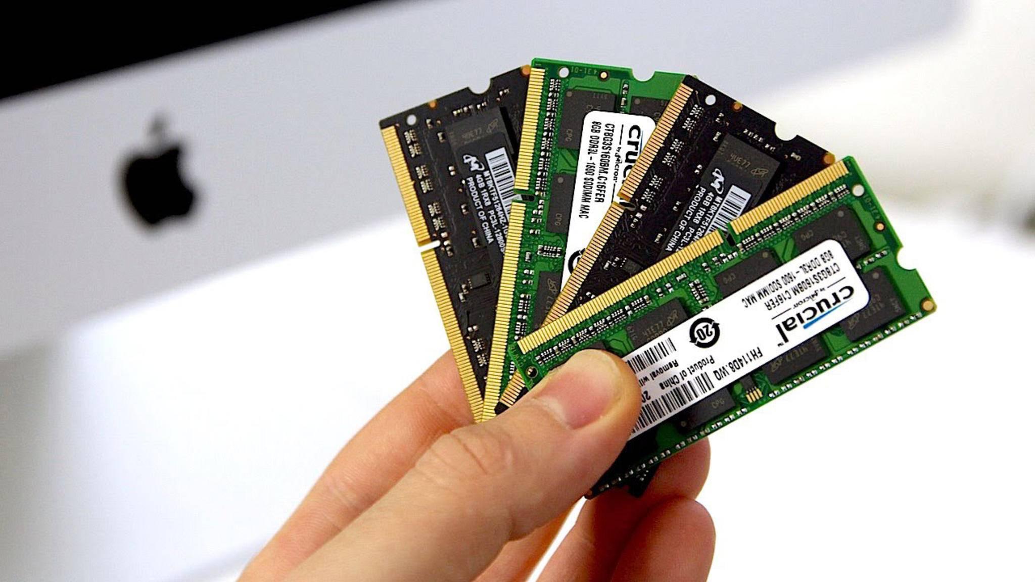RAM aufrüsten beim neuen iMac? Das ist grundsätzlich möglich – aber nur für Profis.