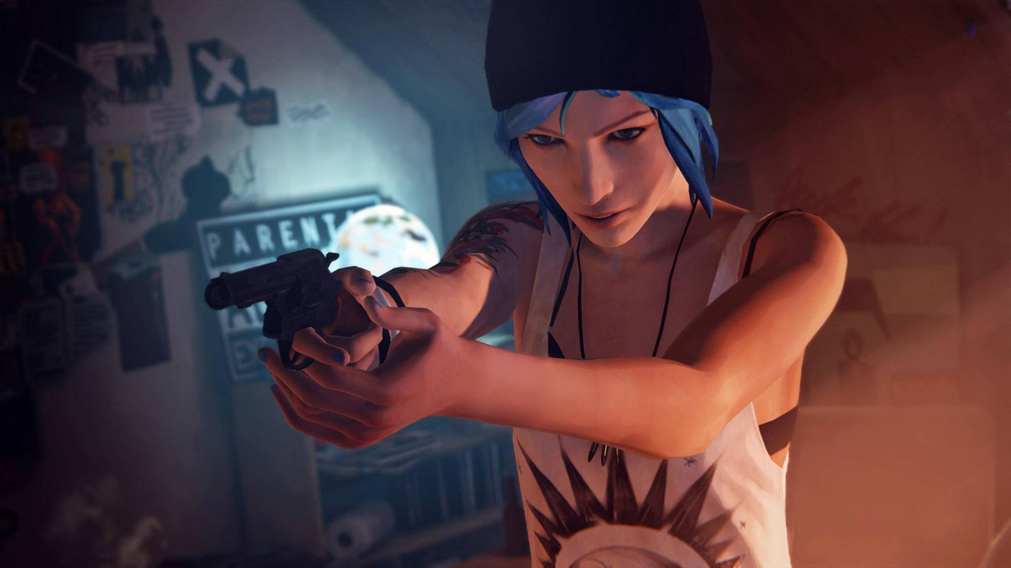 "In ""Life is Strange: Before the Storm"" spielen wir Chloe Price."