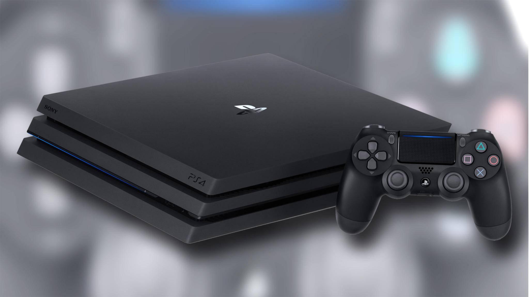 Die PlayStation 4 Pro