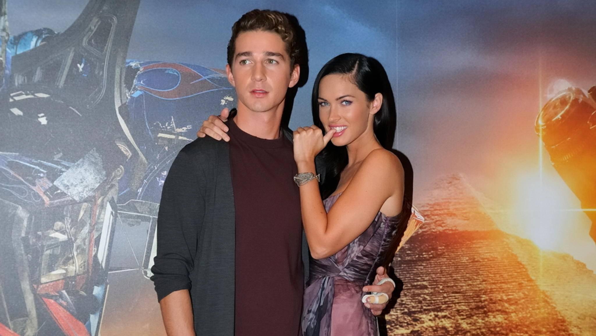 """An der Seite von Megan Fox legte Shia LaBeouf den Grundstein für das """"Transformers""""-Universum."""