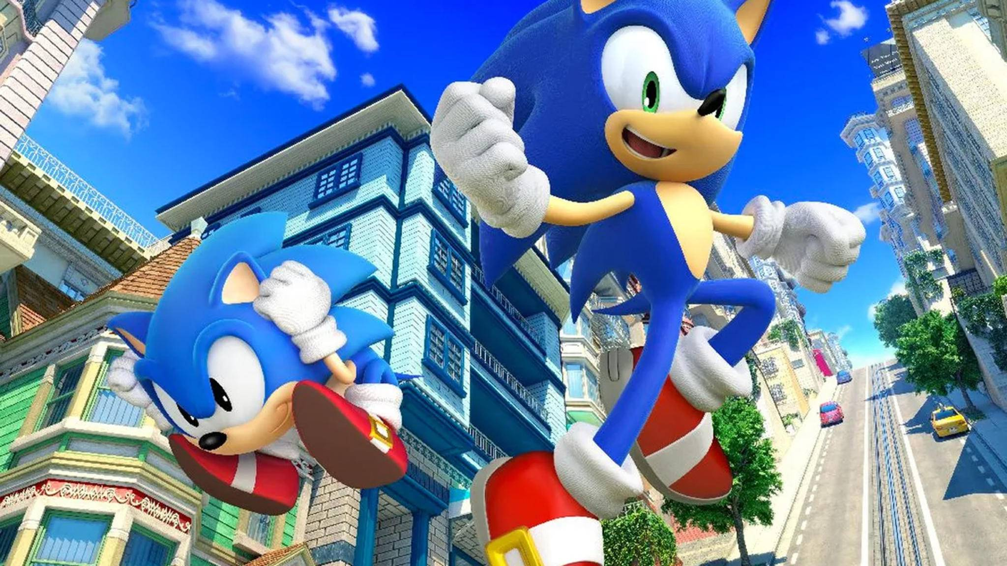 """""""Sonic the Hedgehog"""" ist jetzt kostenlos für iOS und Android verfügbar."""