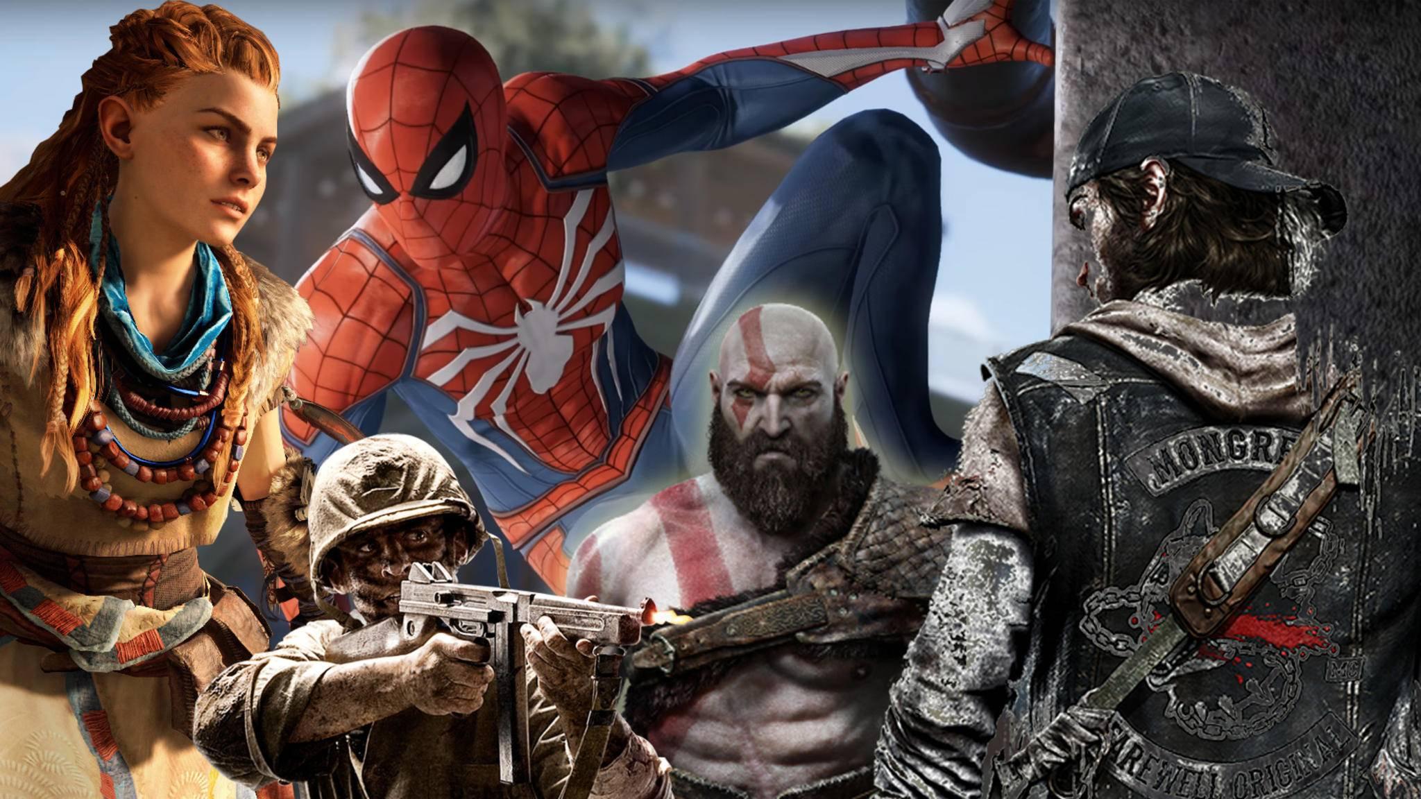 Auf der Sony-Pressekonferenz auf der E3 2017 wurden zahlreiche Knaller präsentiert.