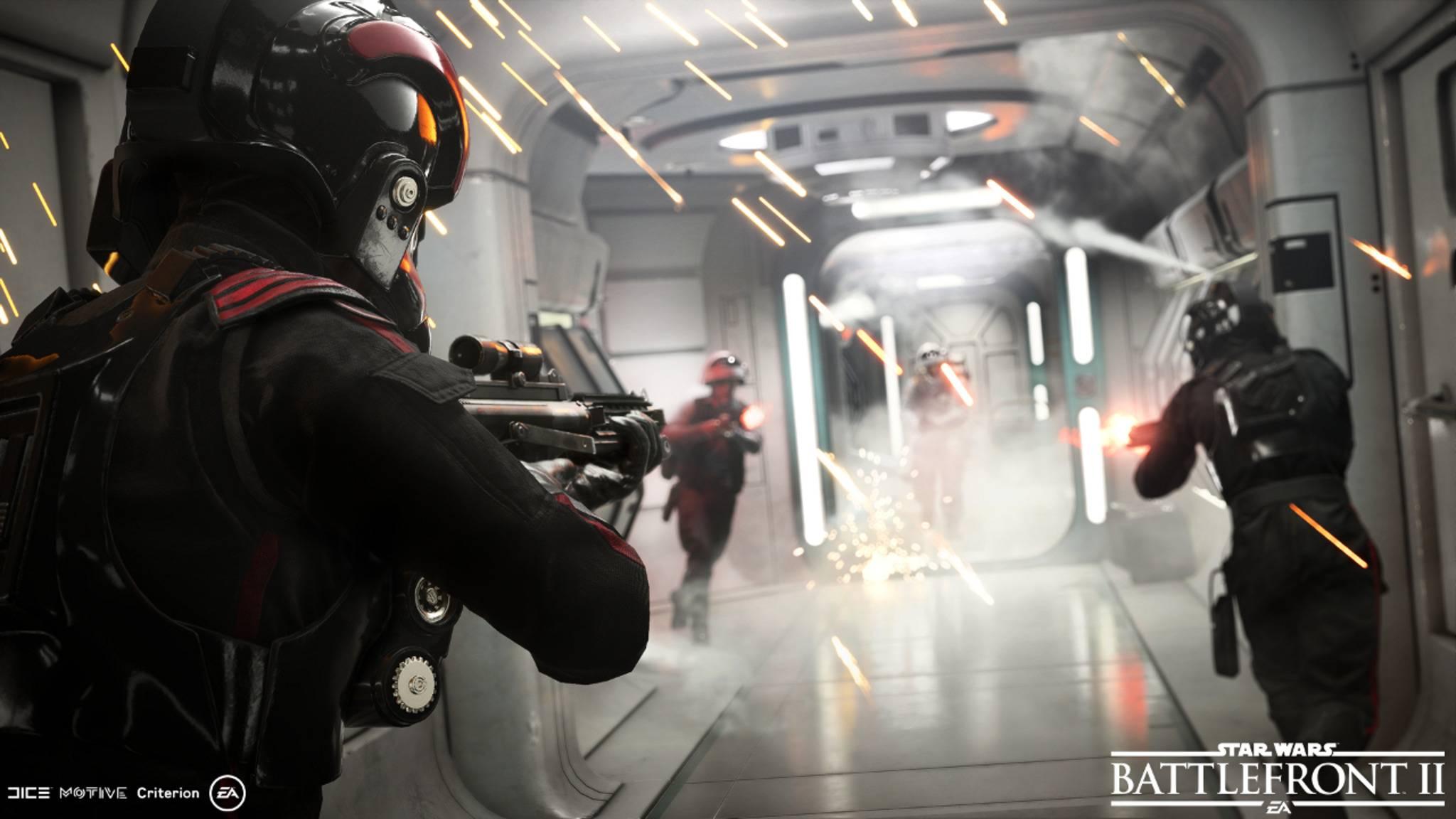 """""""Star Wars: Battlefront 2"""" hat sich zum Release in ein ausgewachsenes PR-Desaster verwandelt."""