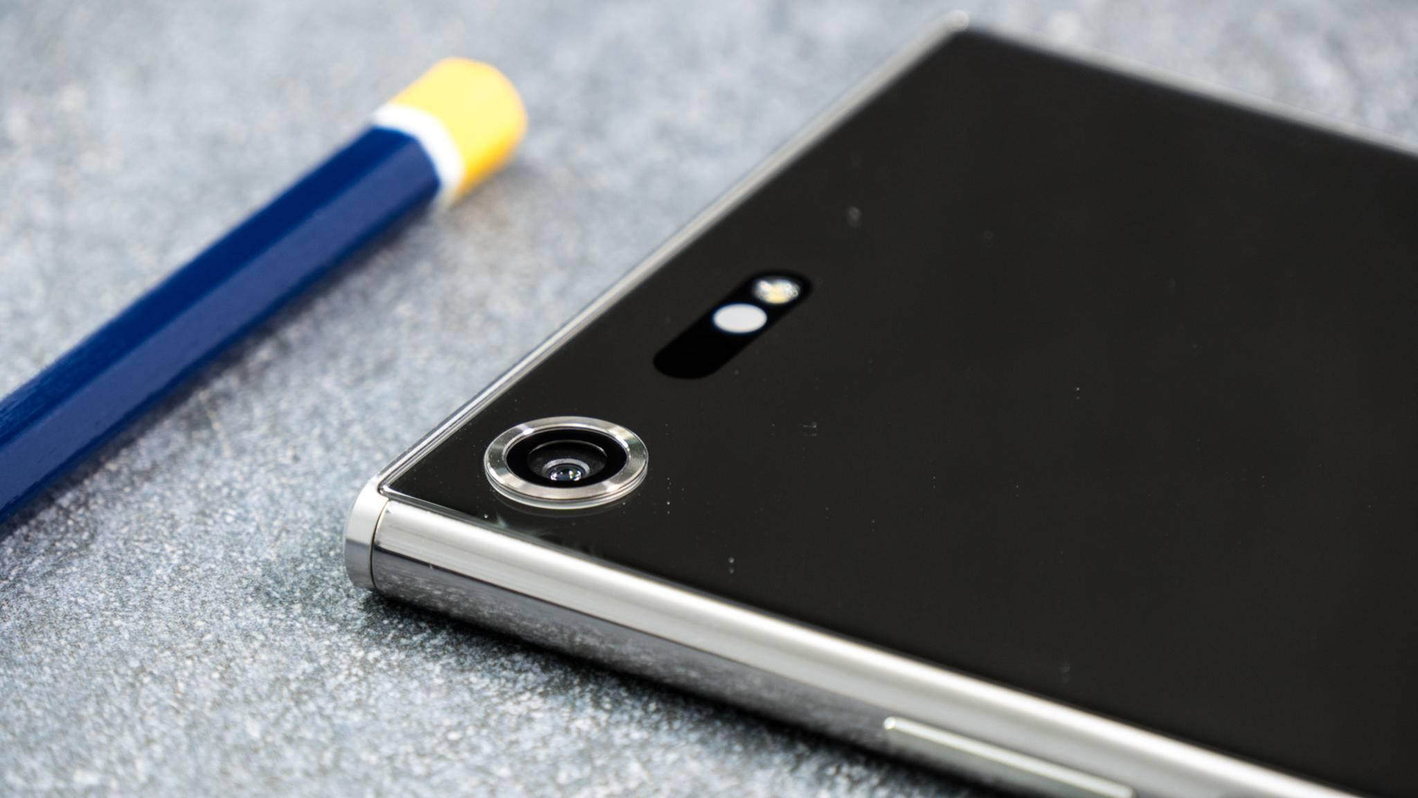Das Sony Xperia XZ Premium kann in Super-Zeitlupe filmen.
