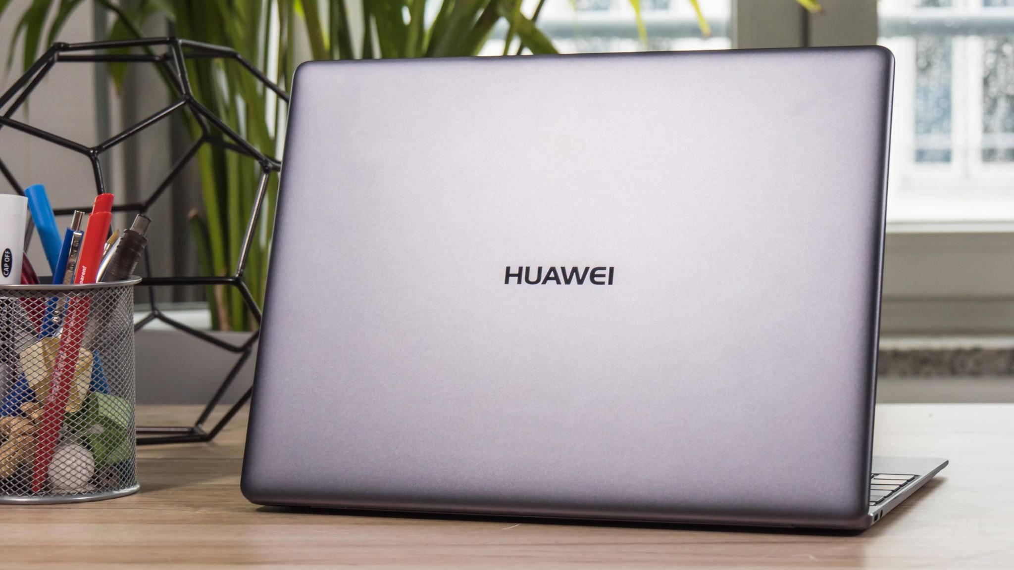 Das Huawei Matebook X hinterlässt nicht nur optisch einen guten Eindruck.