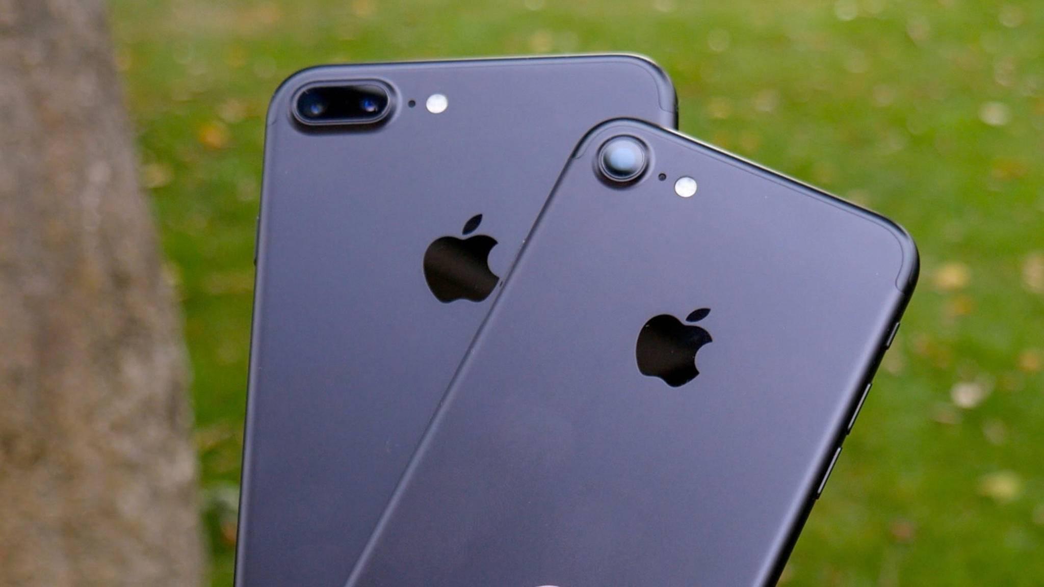 Zieht besonders Wechselwillige aus dem Android-Lager an: das iPhone 7.