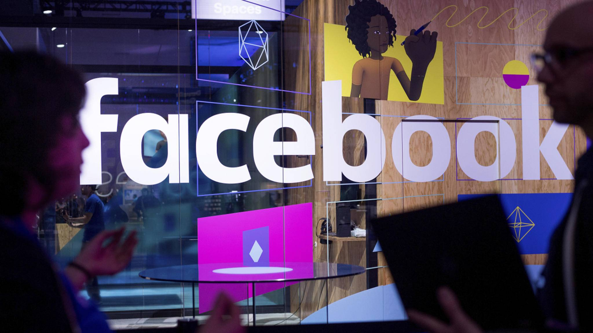 Facebook soll an Smart-Speaker mit Display arbeiten