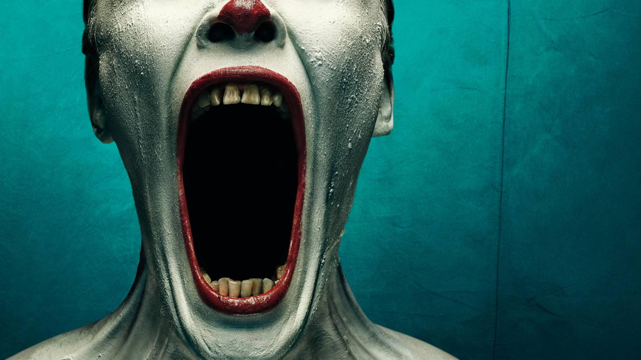 """Das erste Mal war Clown Twisty in Staffel 4 von """"American Horror Story"""" zu sehen."""