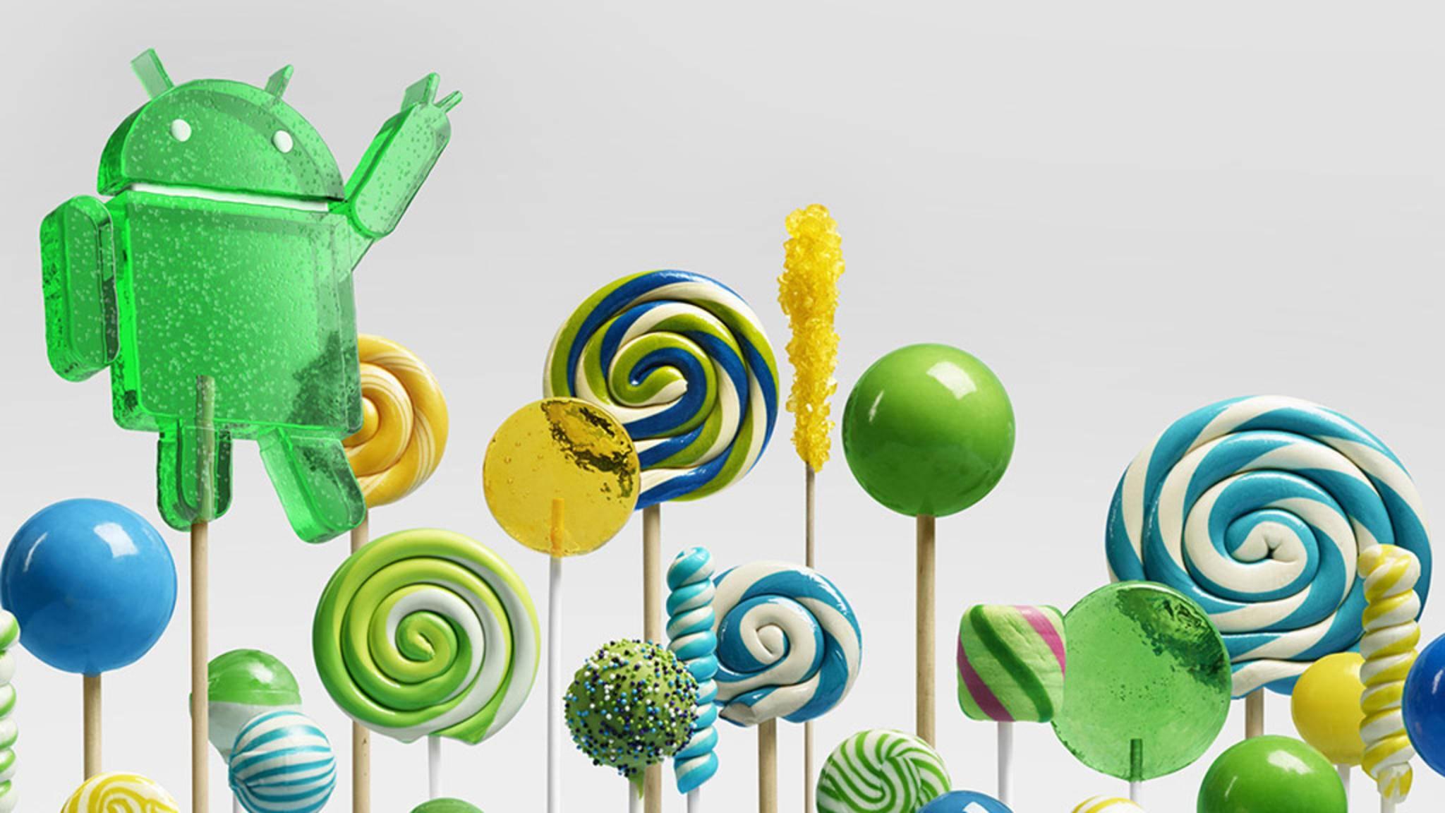 10 Probleme mit Android 5.1.1 Lollipop: Eine Anleitung zur Lösung